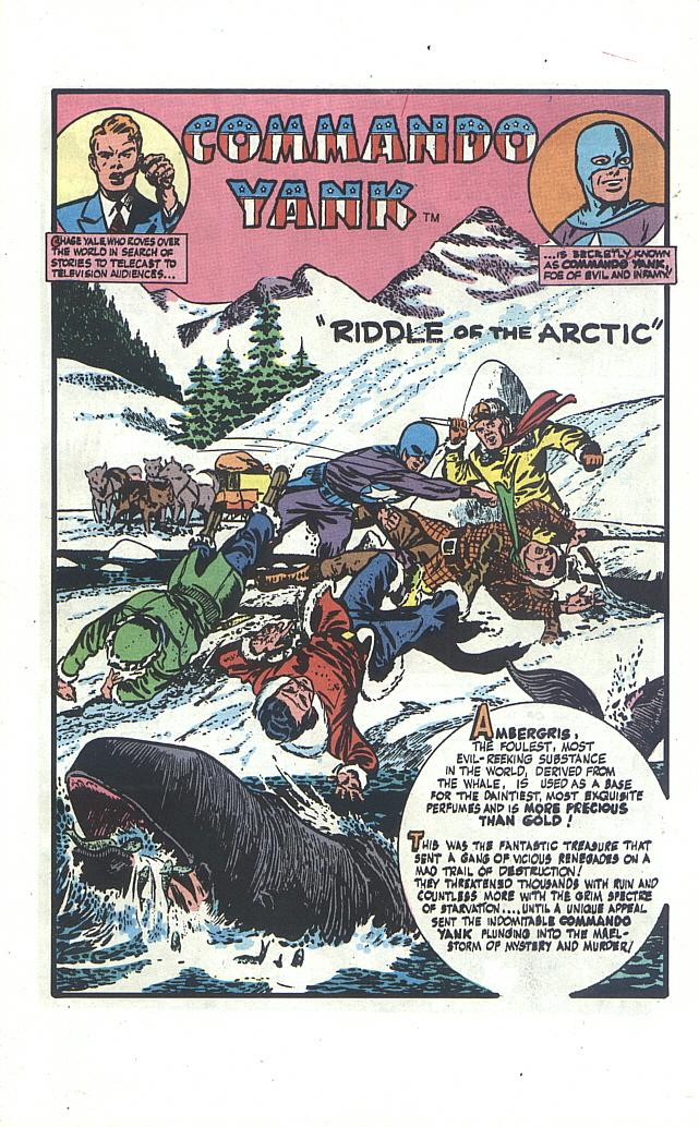 Read online Golden-Age Men of Mystery comic -  Issue #2 - 3