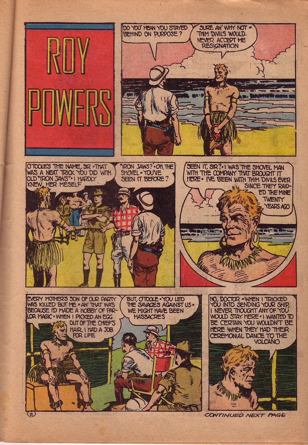 Read online Famous Funnies comic -  Issue #107 - 44