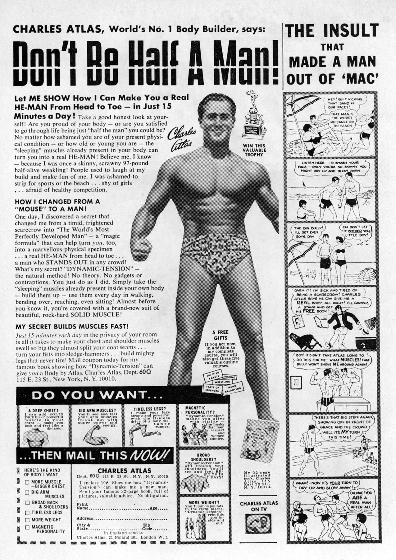 Read online Amazing Adventures (1970) comic -  Issue #23 - 2