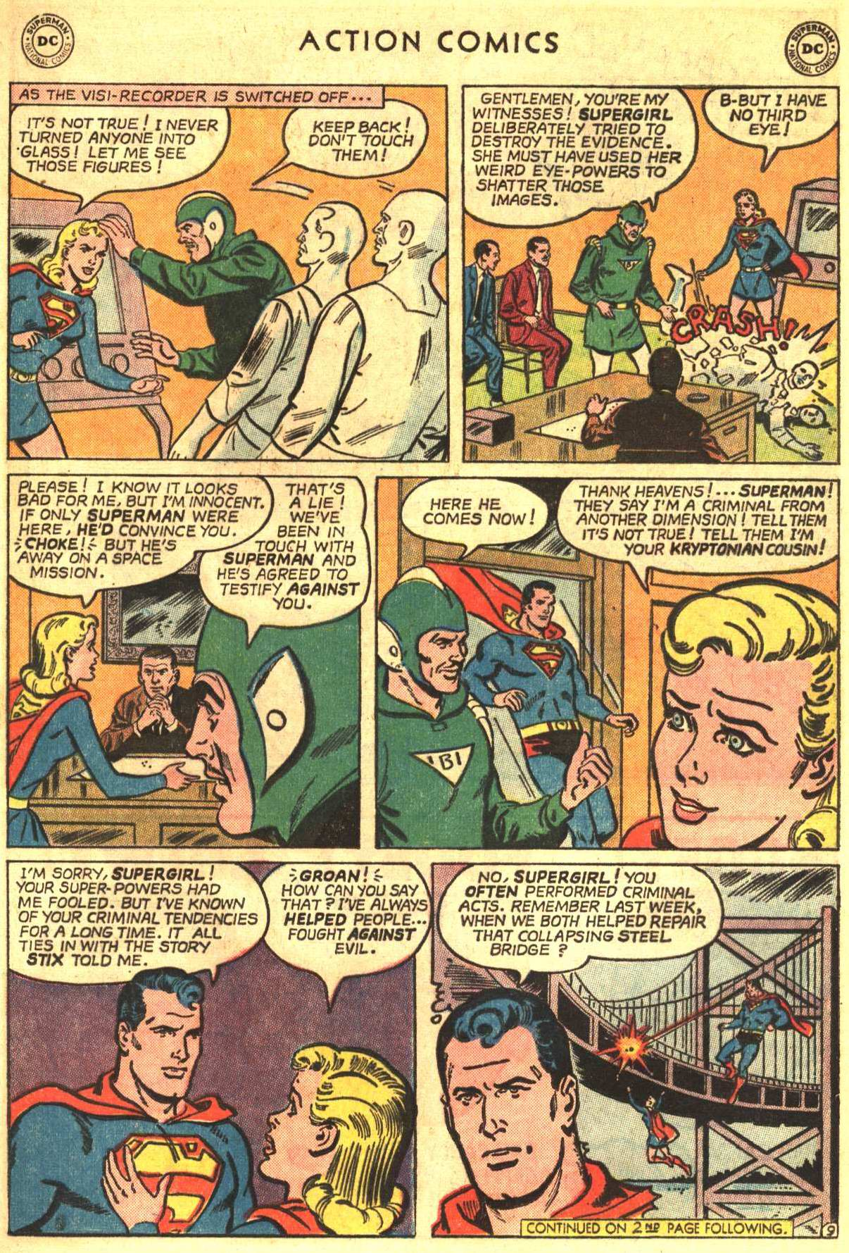 Read online Action Comics (1938) comic -  Issue #327 - 29