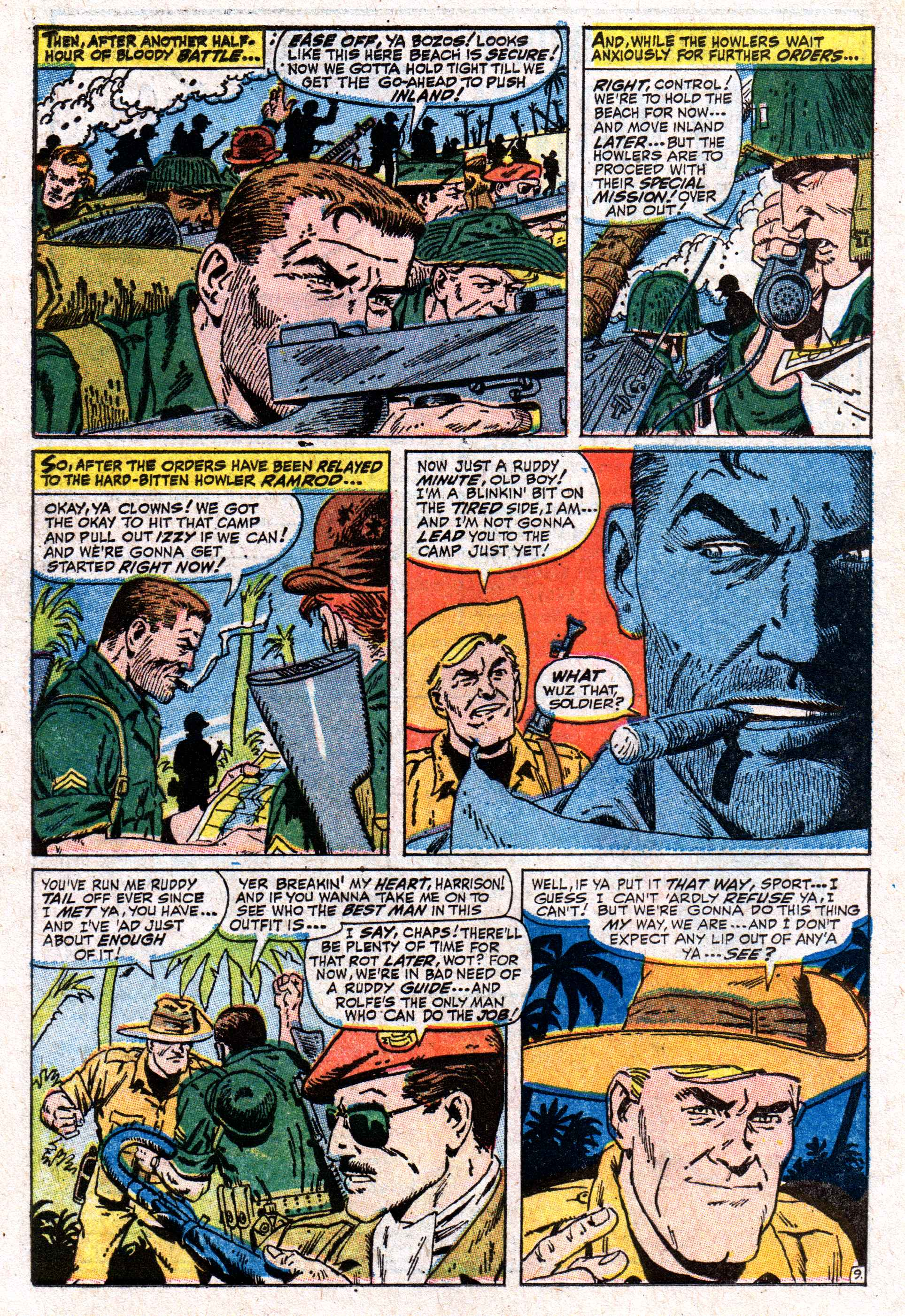 Read online Sgt. Fury comic -  Issue #50 - 14