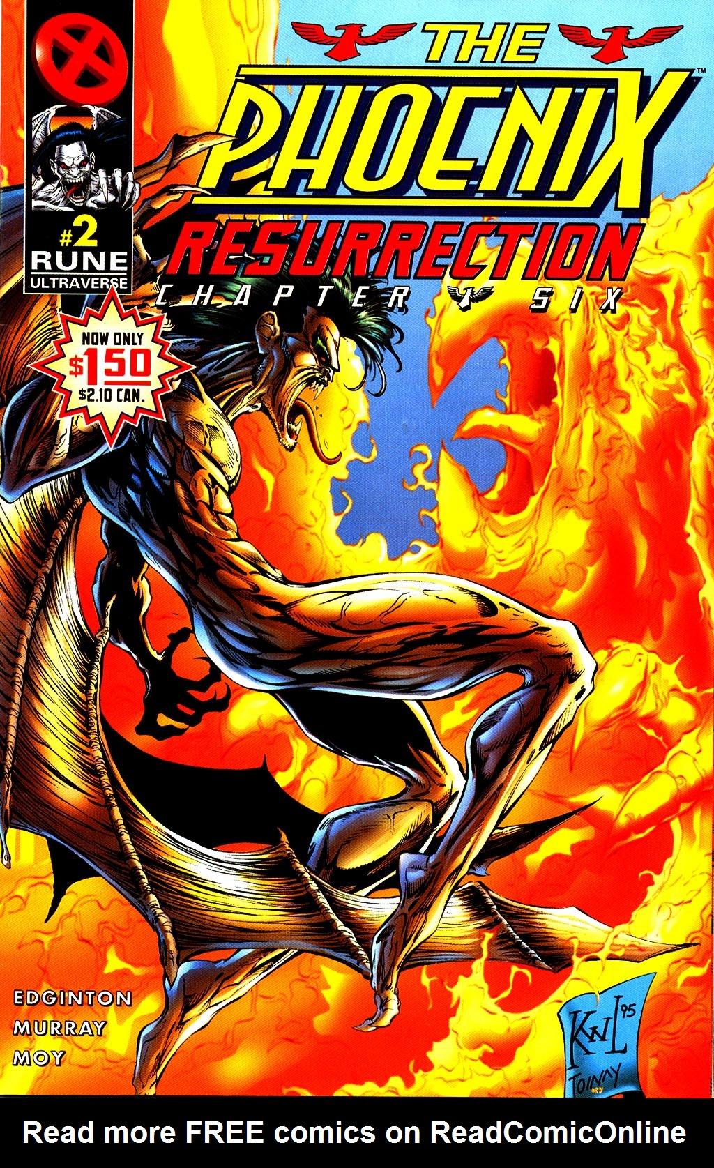 Read online Rune (1995) comic -  Issue #2 - 27