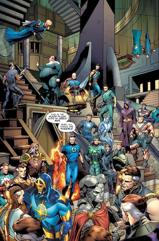 Read online Fantastic Four: Season One comic -  Issue # TPB - 128