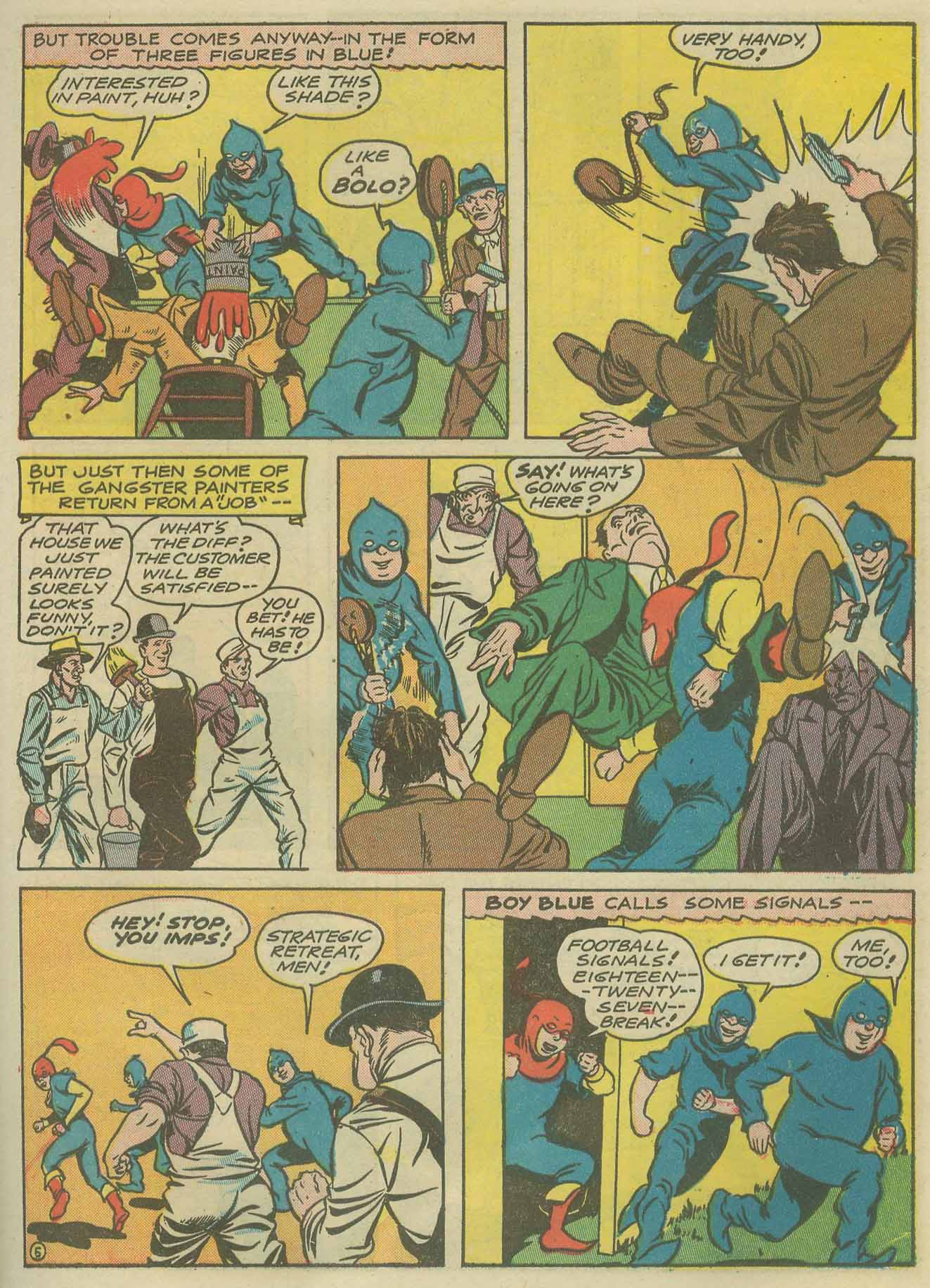 Read online Sensation (Mystery) Comics comic -  Issue #9 - 53