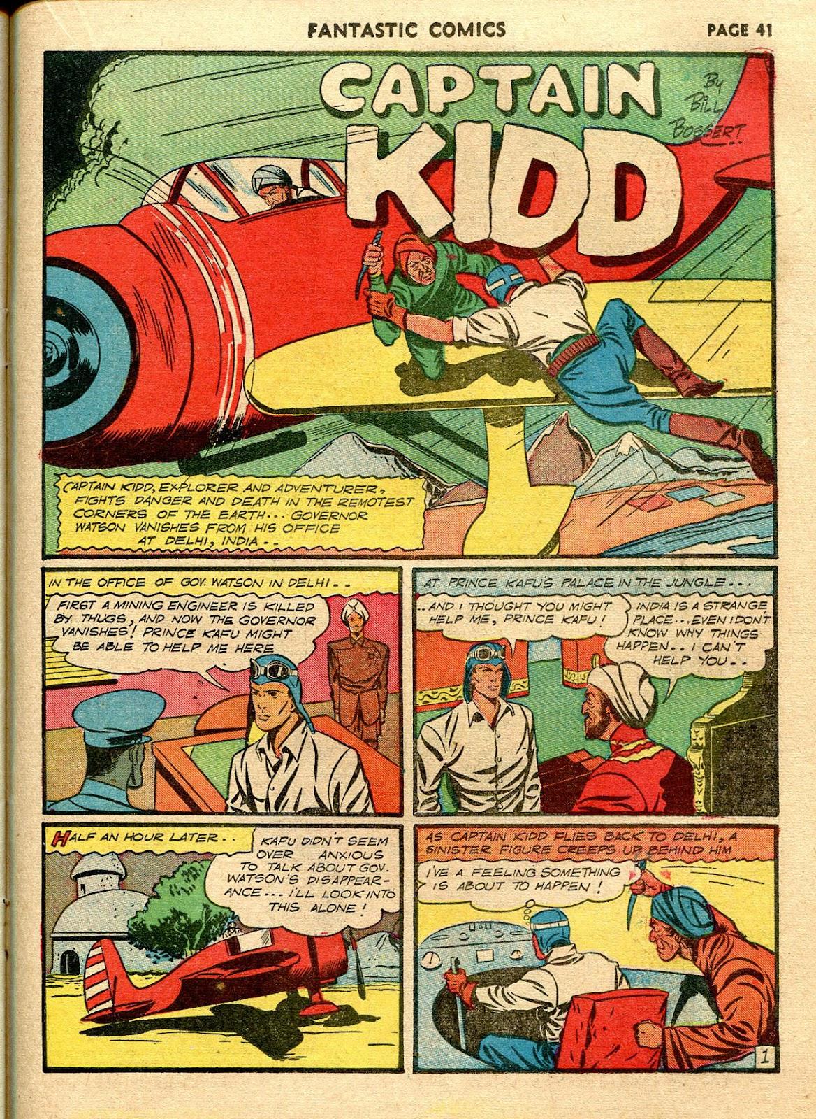 Read online Fantastic Comics comic -  Issue #21 - 39
