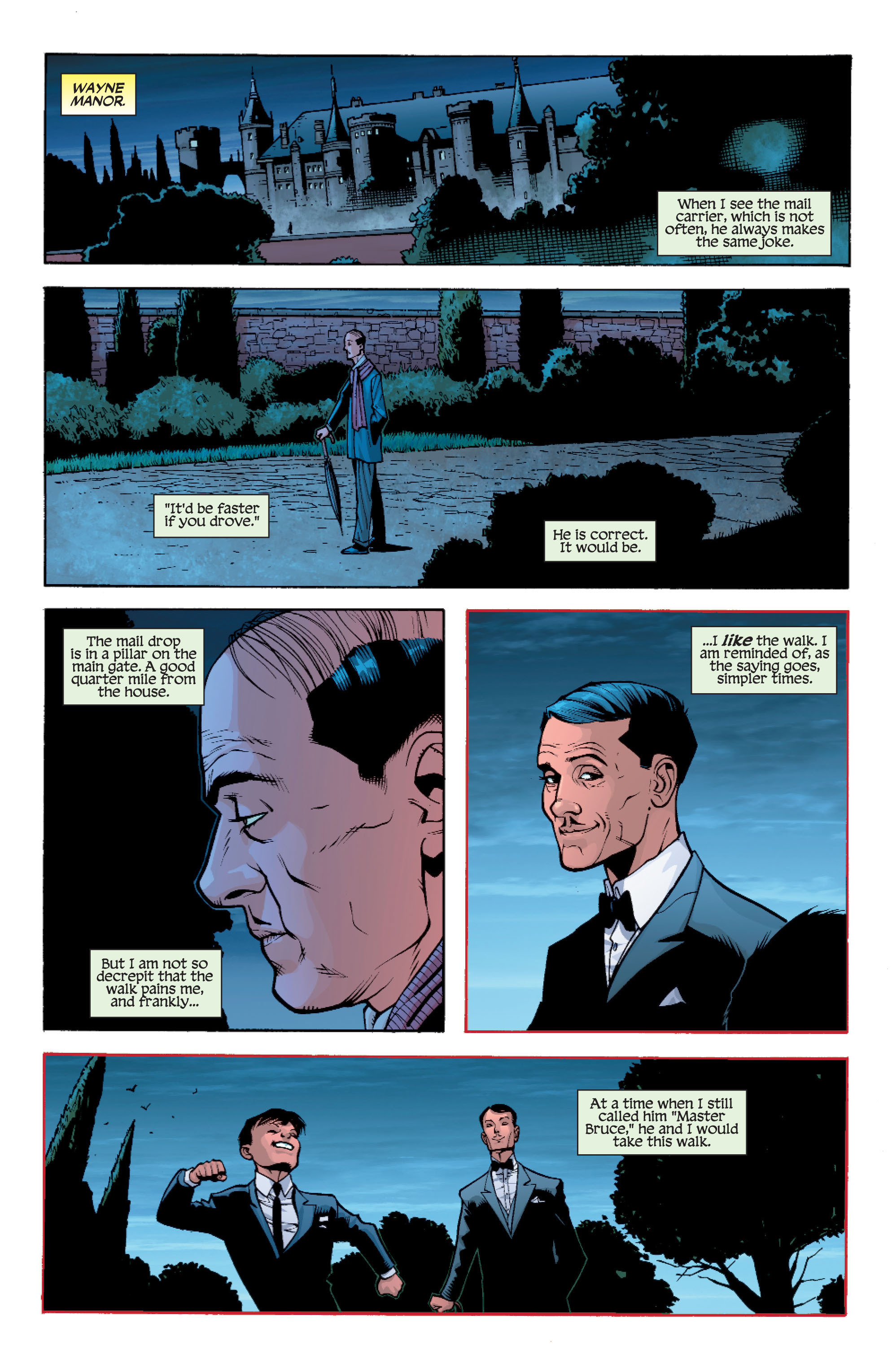 Read online Batman: Under The Red Hood comic -  Issue # Full - 247
