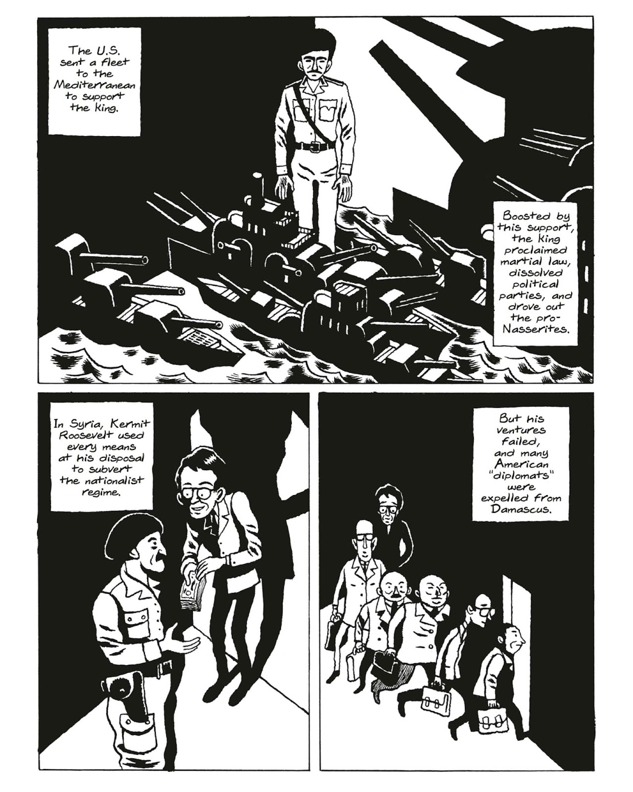 Best of Enemies: A History of US and Middle East Relations issue TPB_2 - Page 8