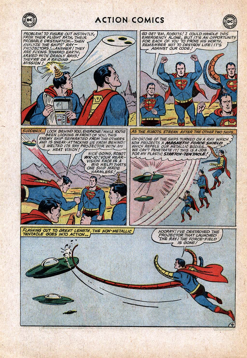 Read online Action Comics (1938) comic -  Issue #299 - 6