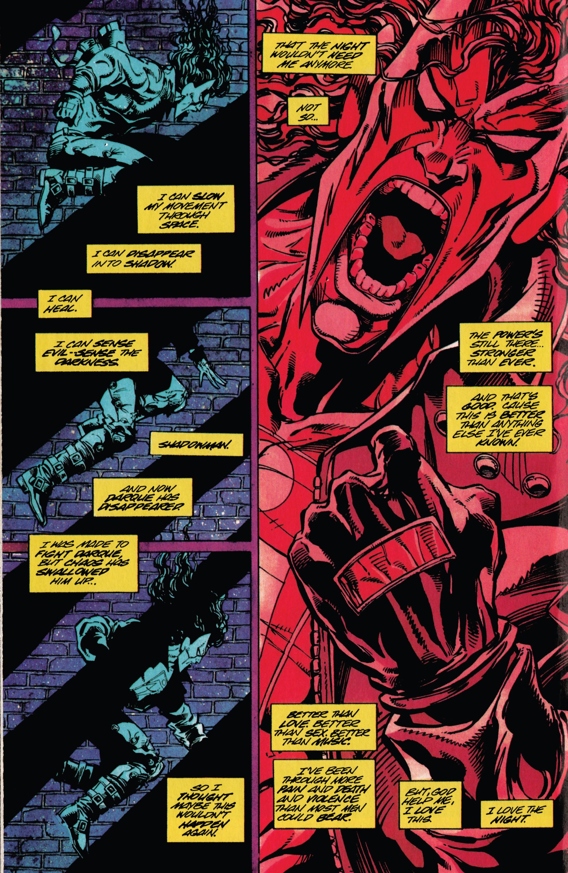 Read online Shadowman (1992) comic -  Issue #30 - 11