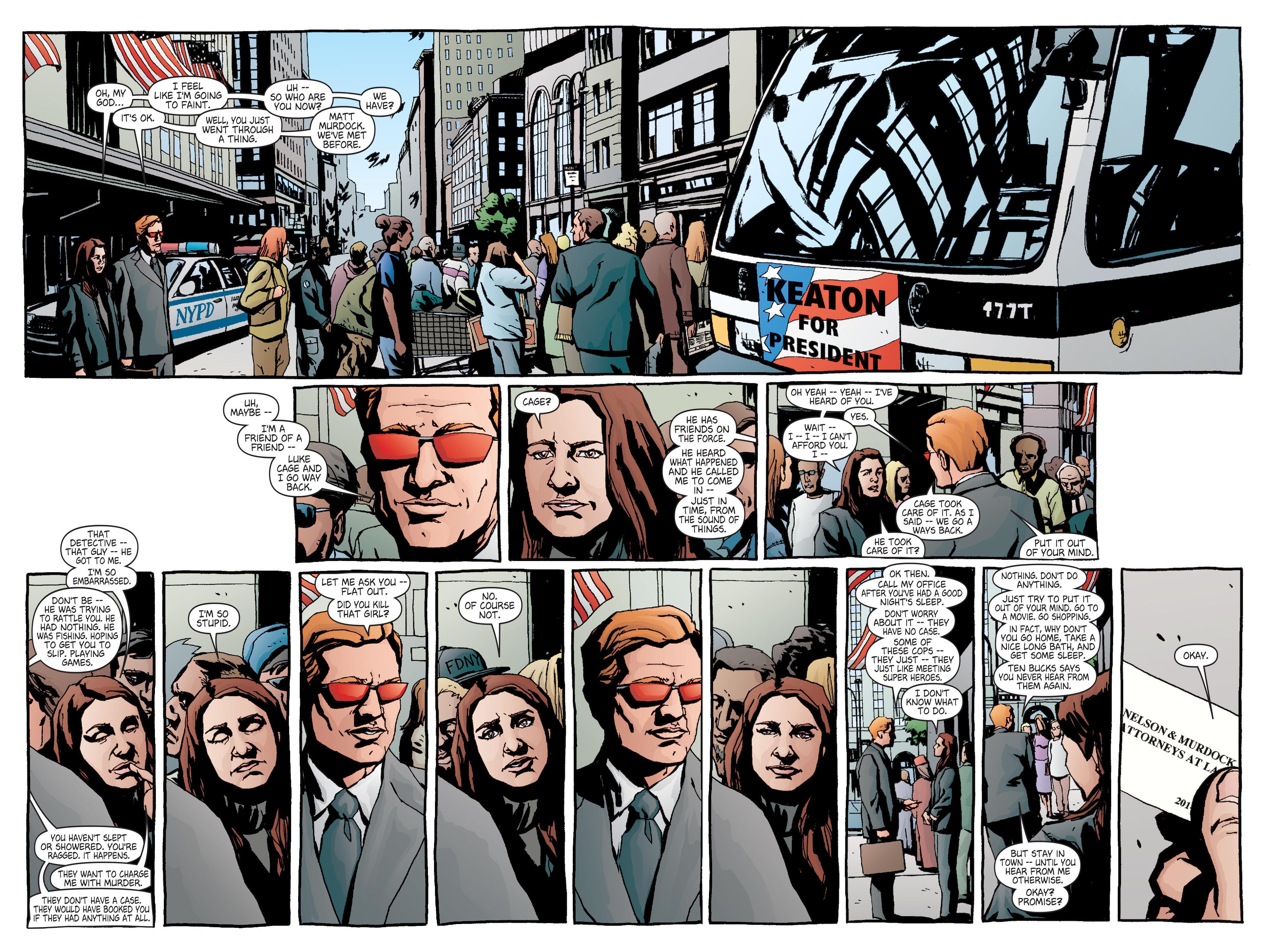 Read online Alias comic -  Issue #3 - 14