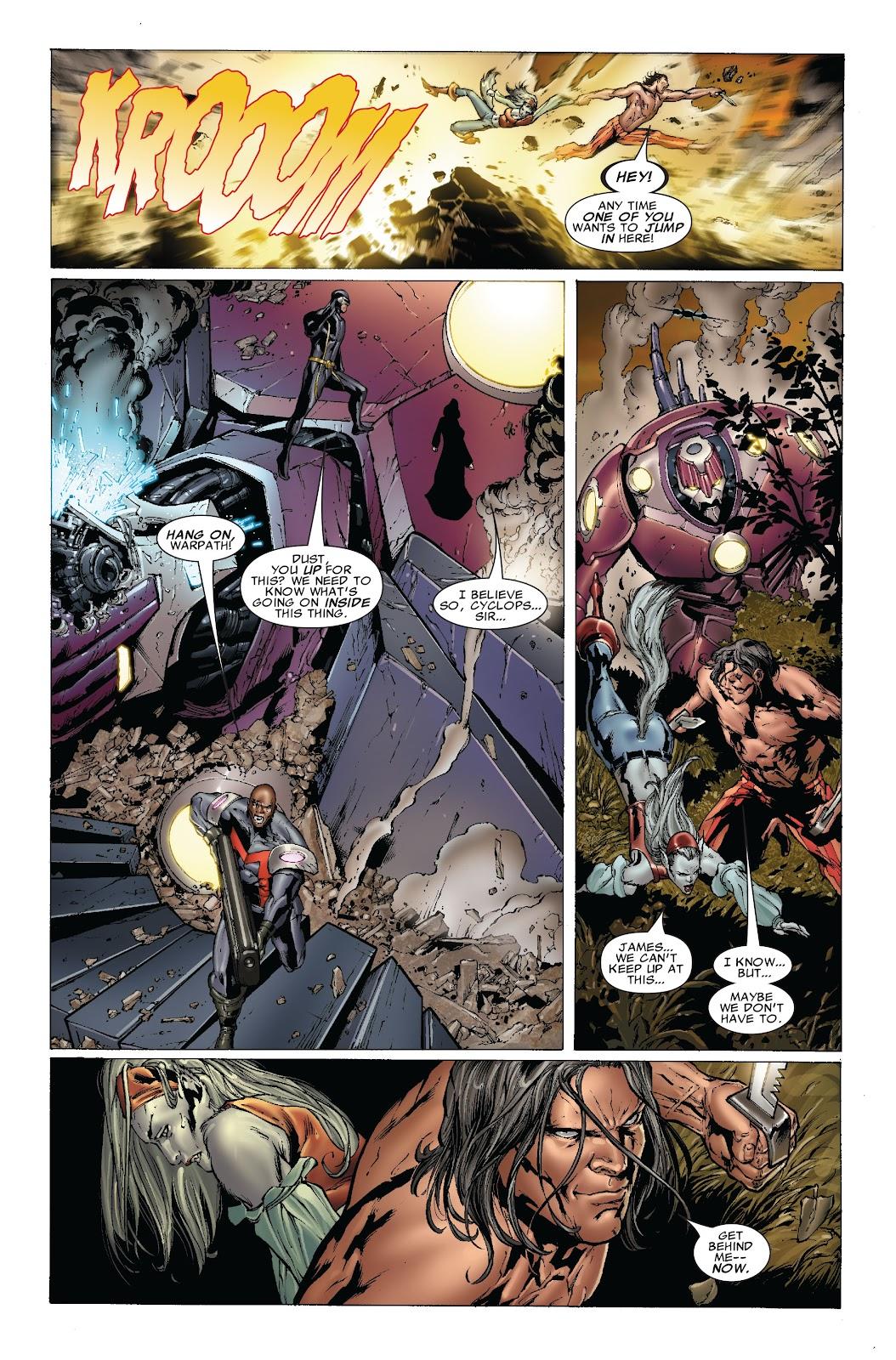 Uncanny X-Men (1963) issue 493 - Page 12