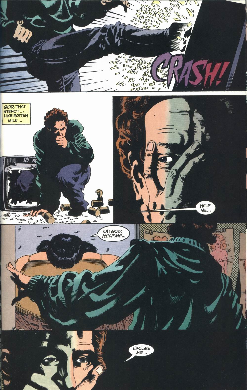 Read online Deadman: Love After Death comic -  Issue #1 - 43
