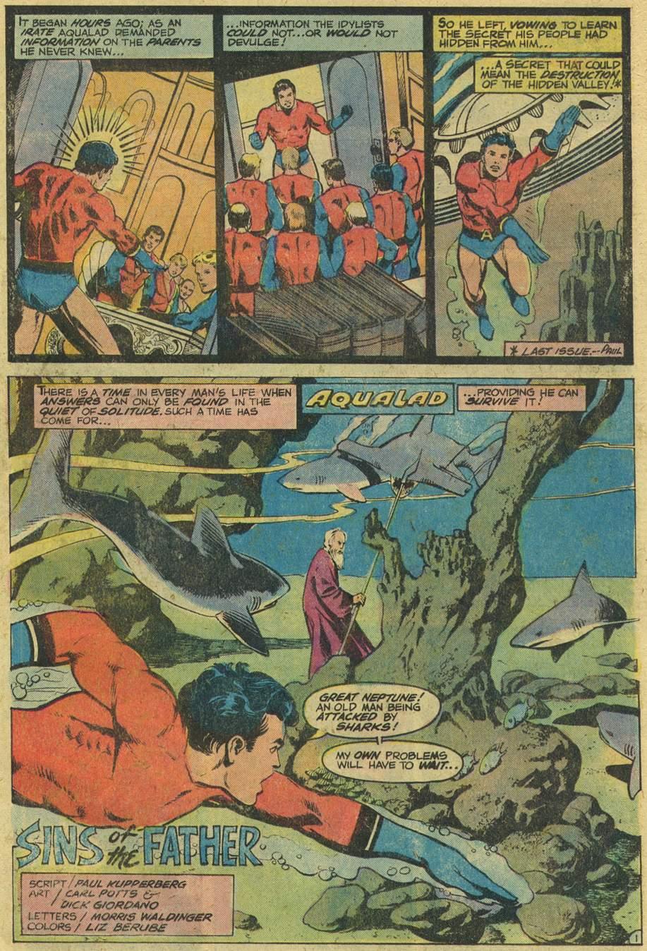 Read online Adventure Comics (1938) comic -  Issue #454 - 24