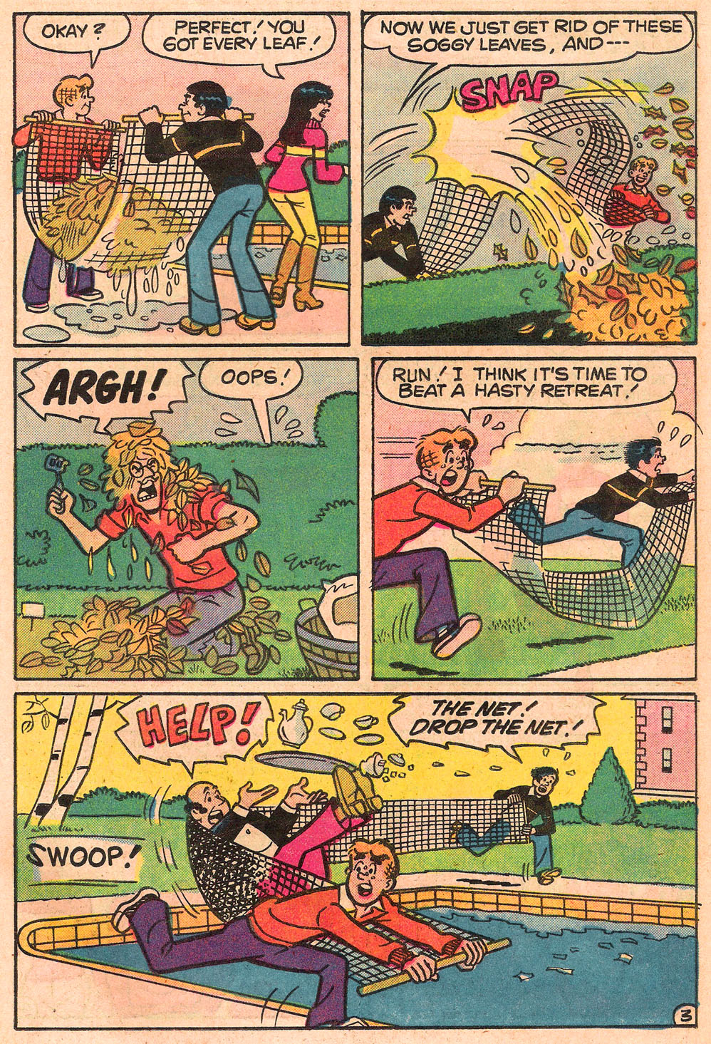 Read online Archie's Girls Betty and Veronica comic -  Issue #265 - 15