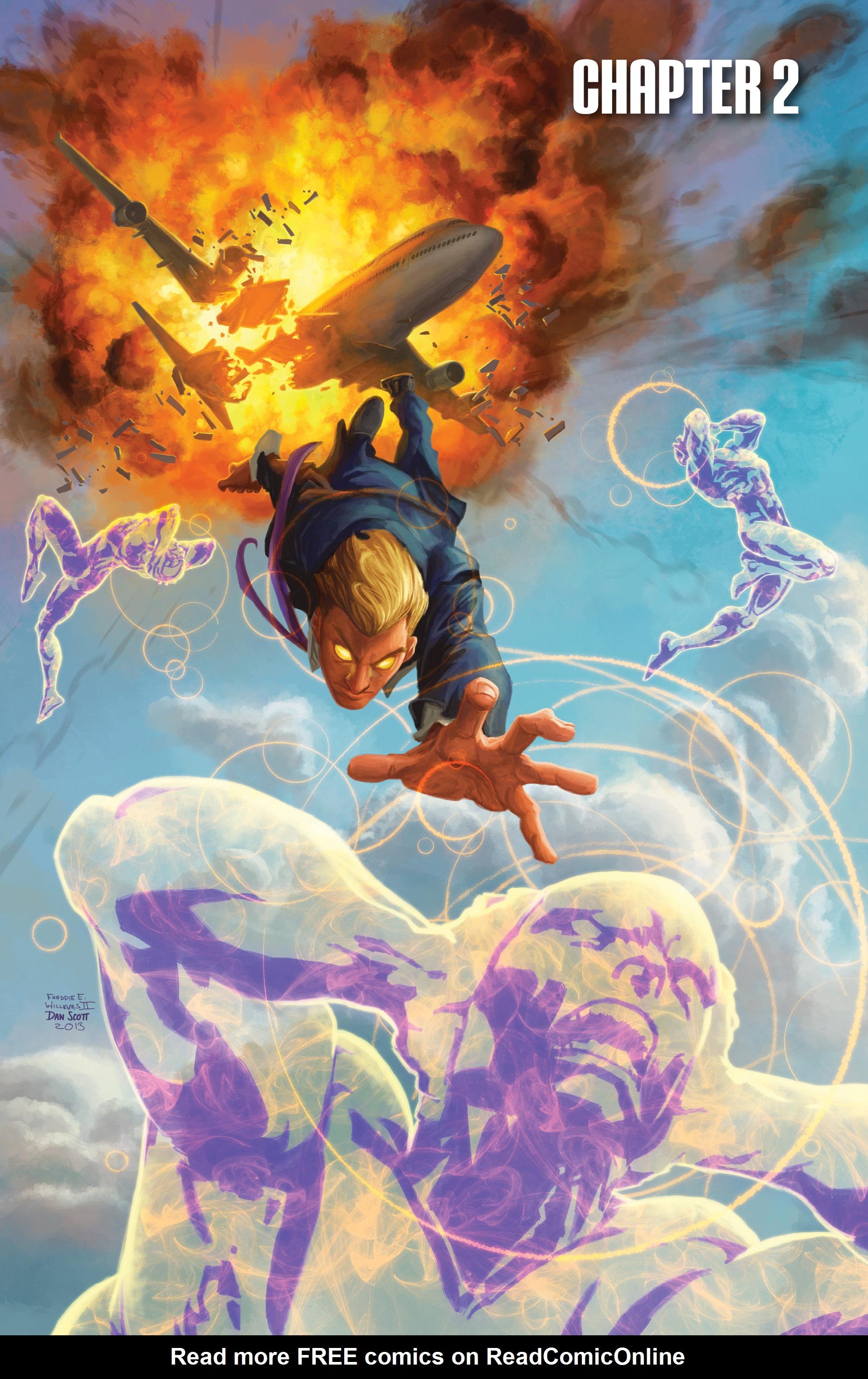 Read online Brain Boy:  The Men from G.E.S.T.A.L.T. comic -  Issue # TPB - 30