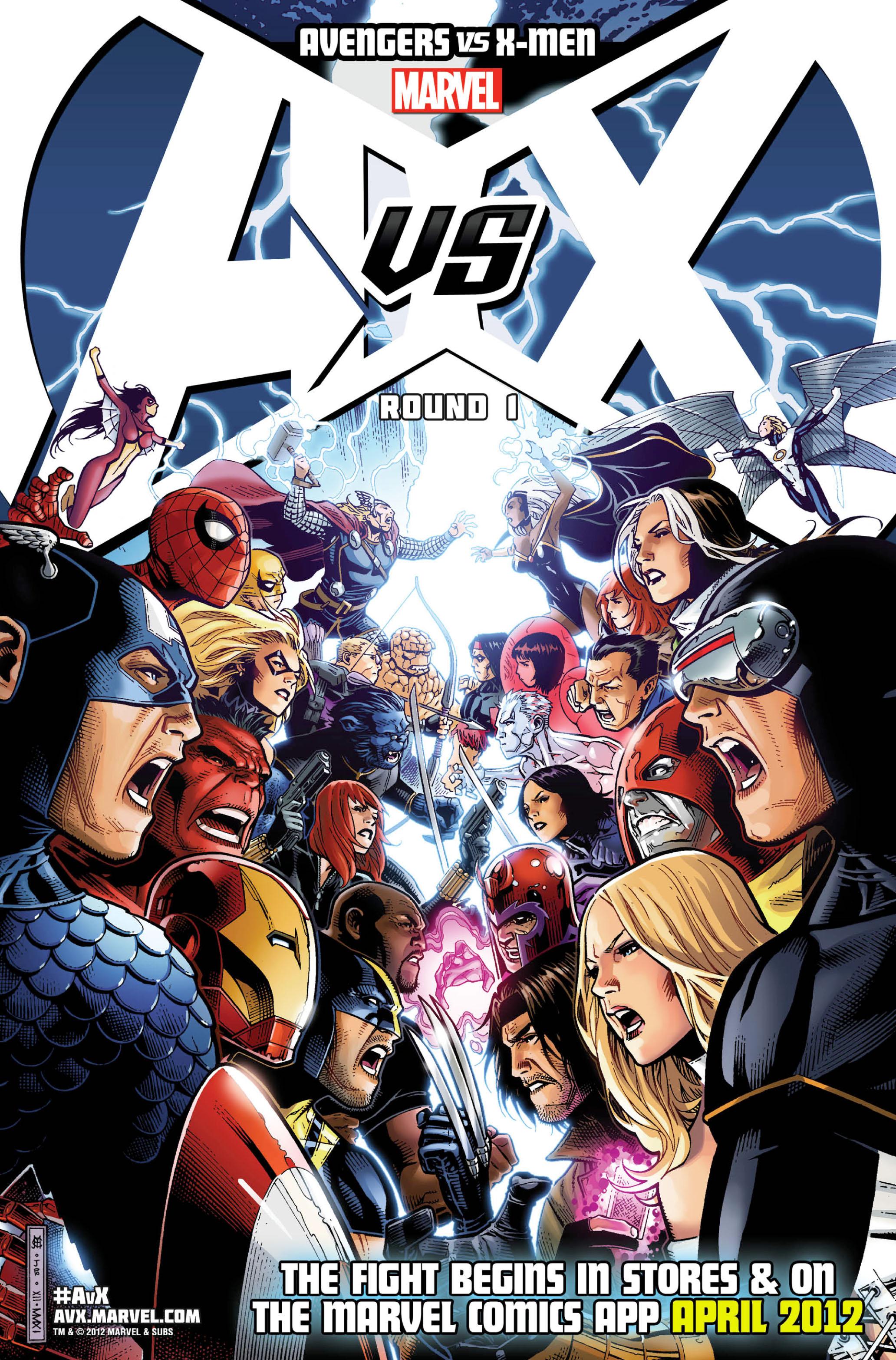 Read online Secret Avengers (2010) comic -  Issue #22 - 23