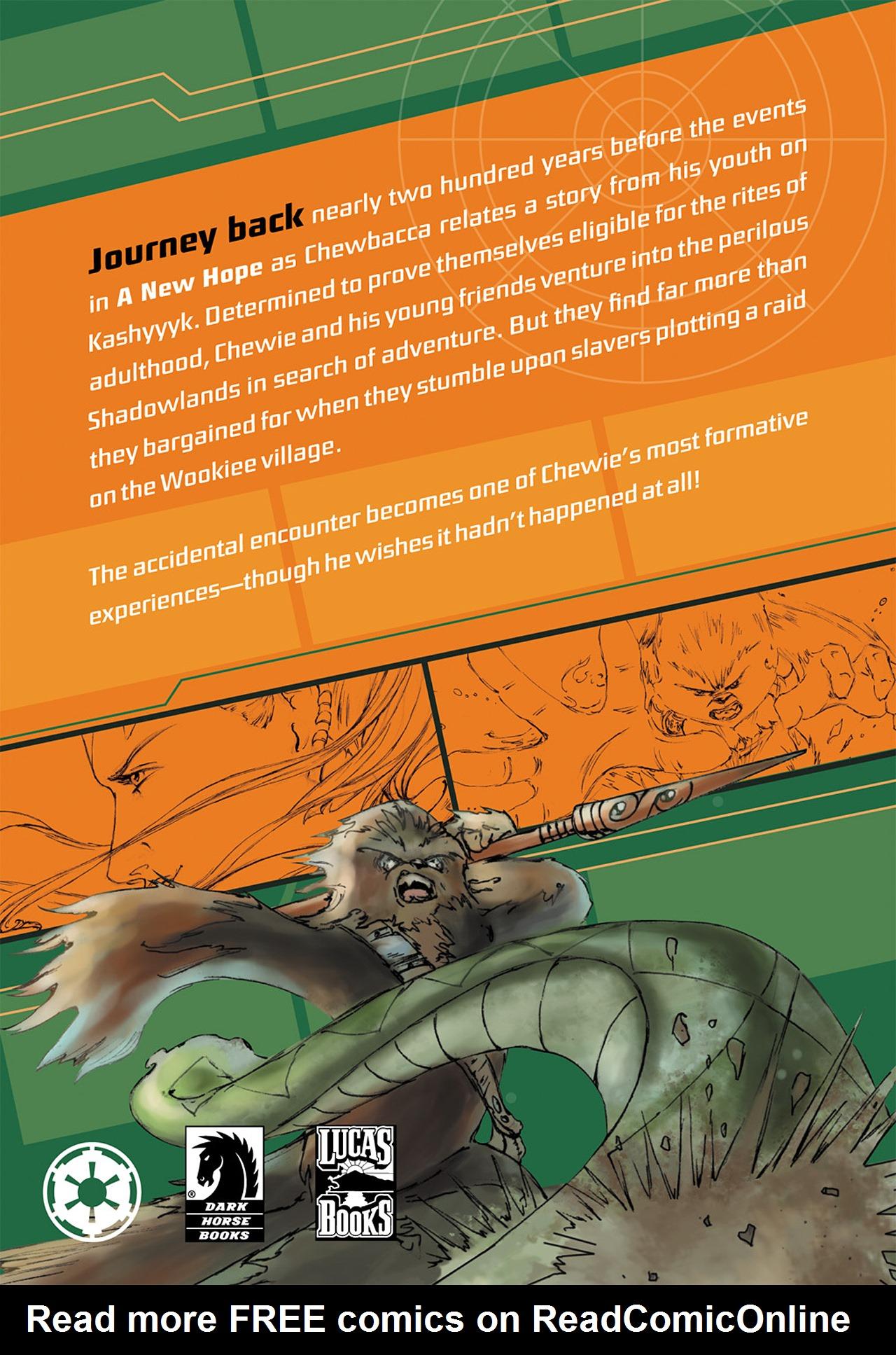 Read online Star Wars Omnibus comic -  Issue # Vol. 33 - 477