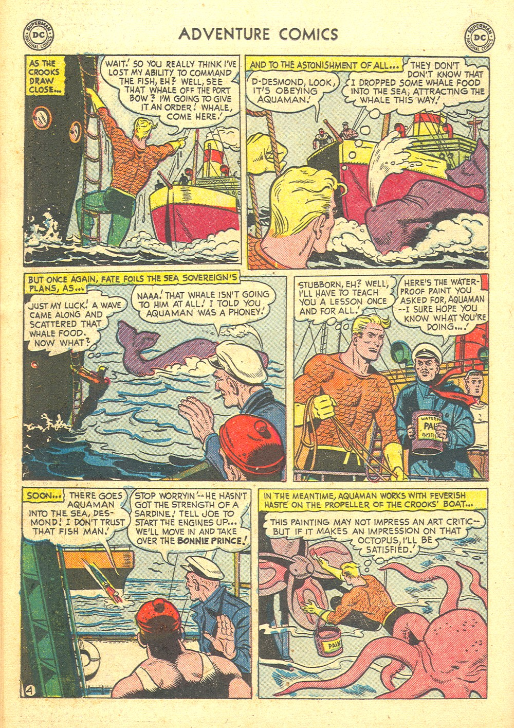Read online Adventure Comics (1938) comic -  Issue #176 - 20