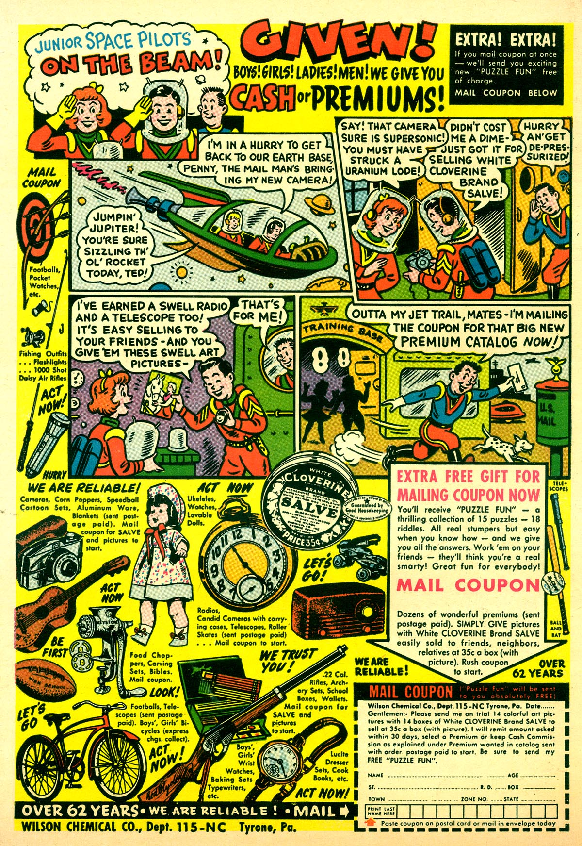 Read online All-Star Western (1951) comic -  Issue #93 - 36
