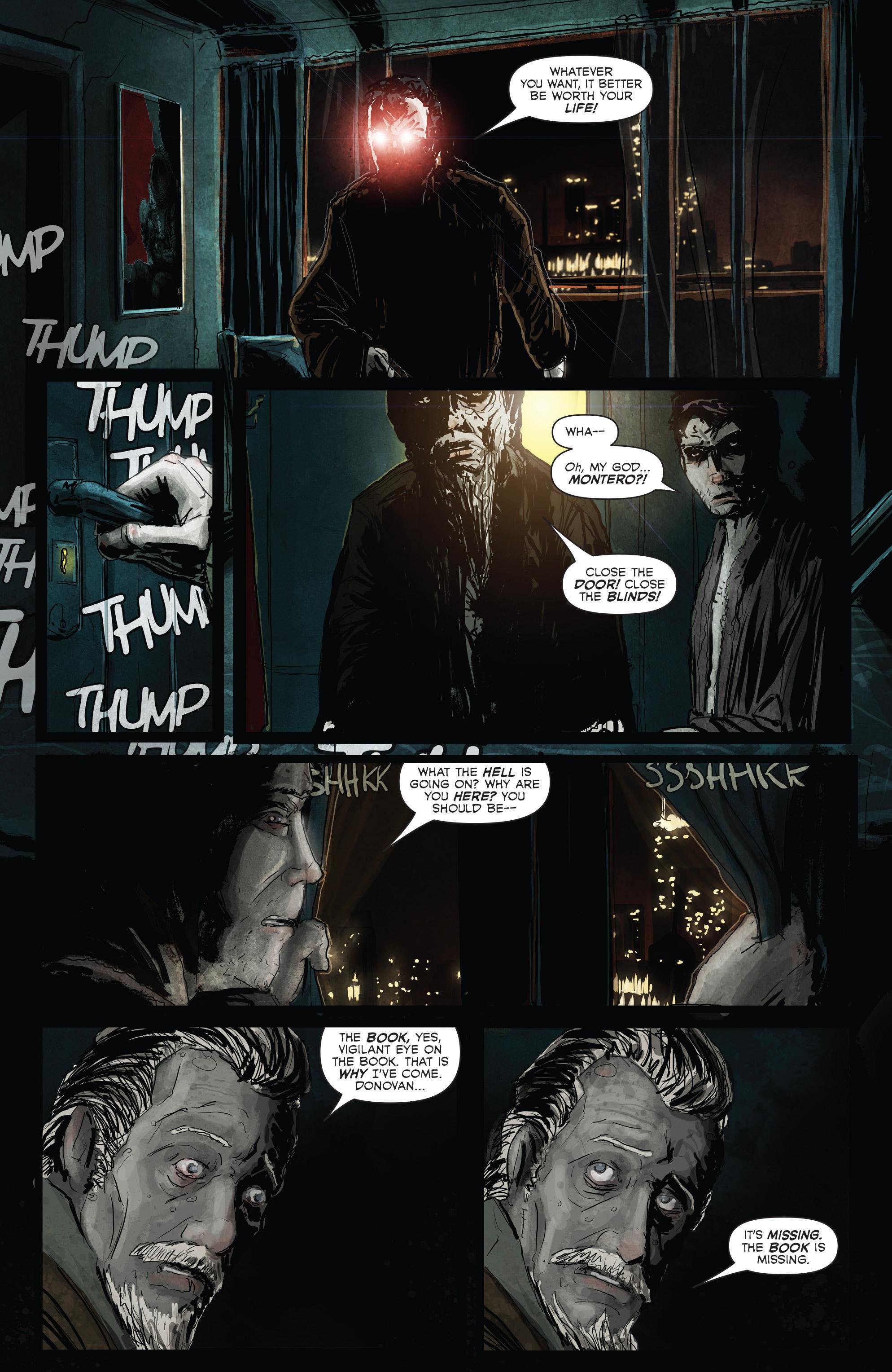 Read online Hoax Hunters (2012) comic -  Issue # TPB 3 - 12