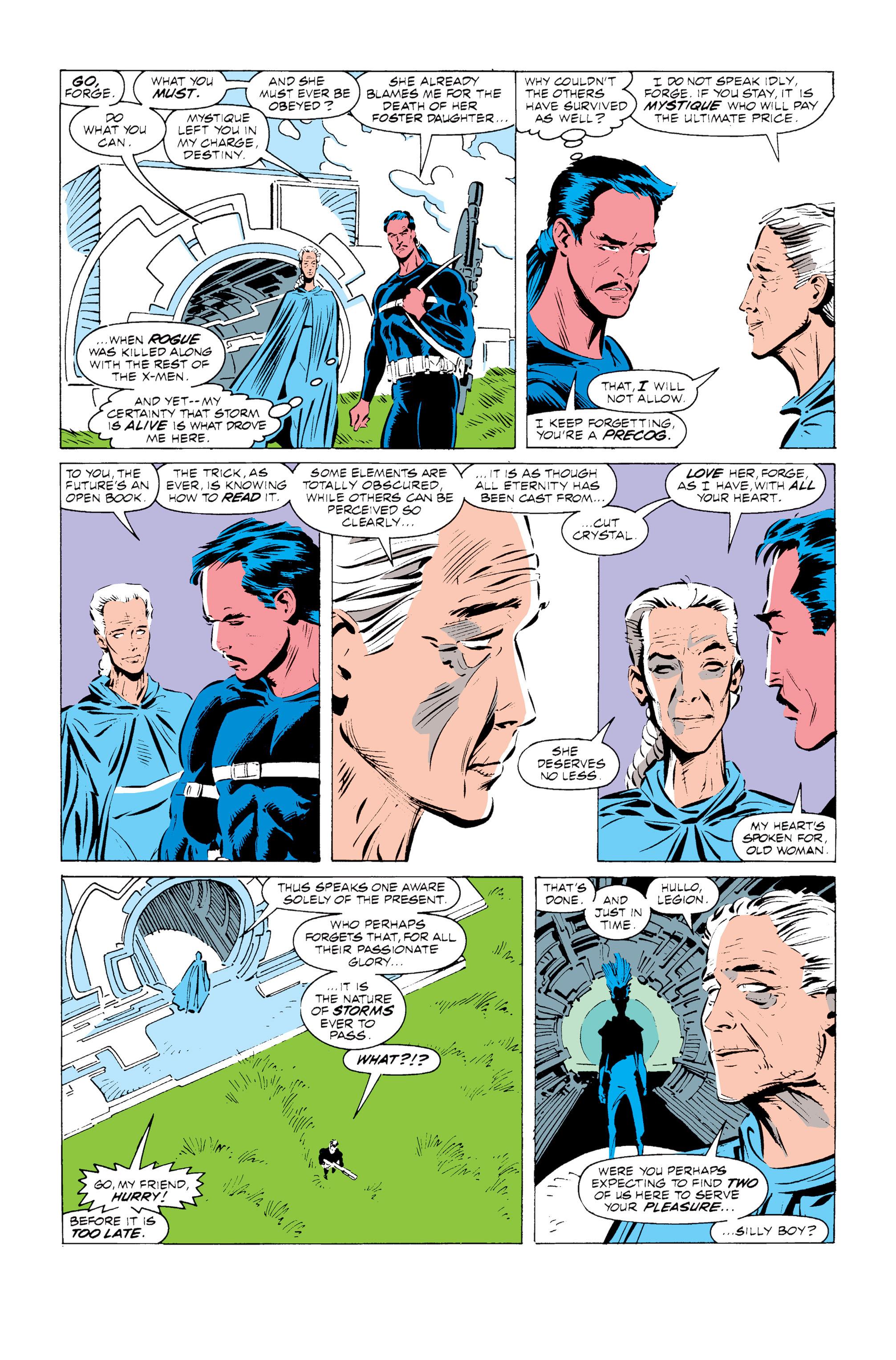 Read online Uncanny X-Men (1963) comic -  Issue #255 - 15