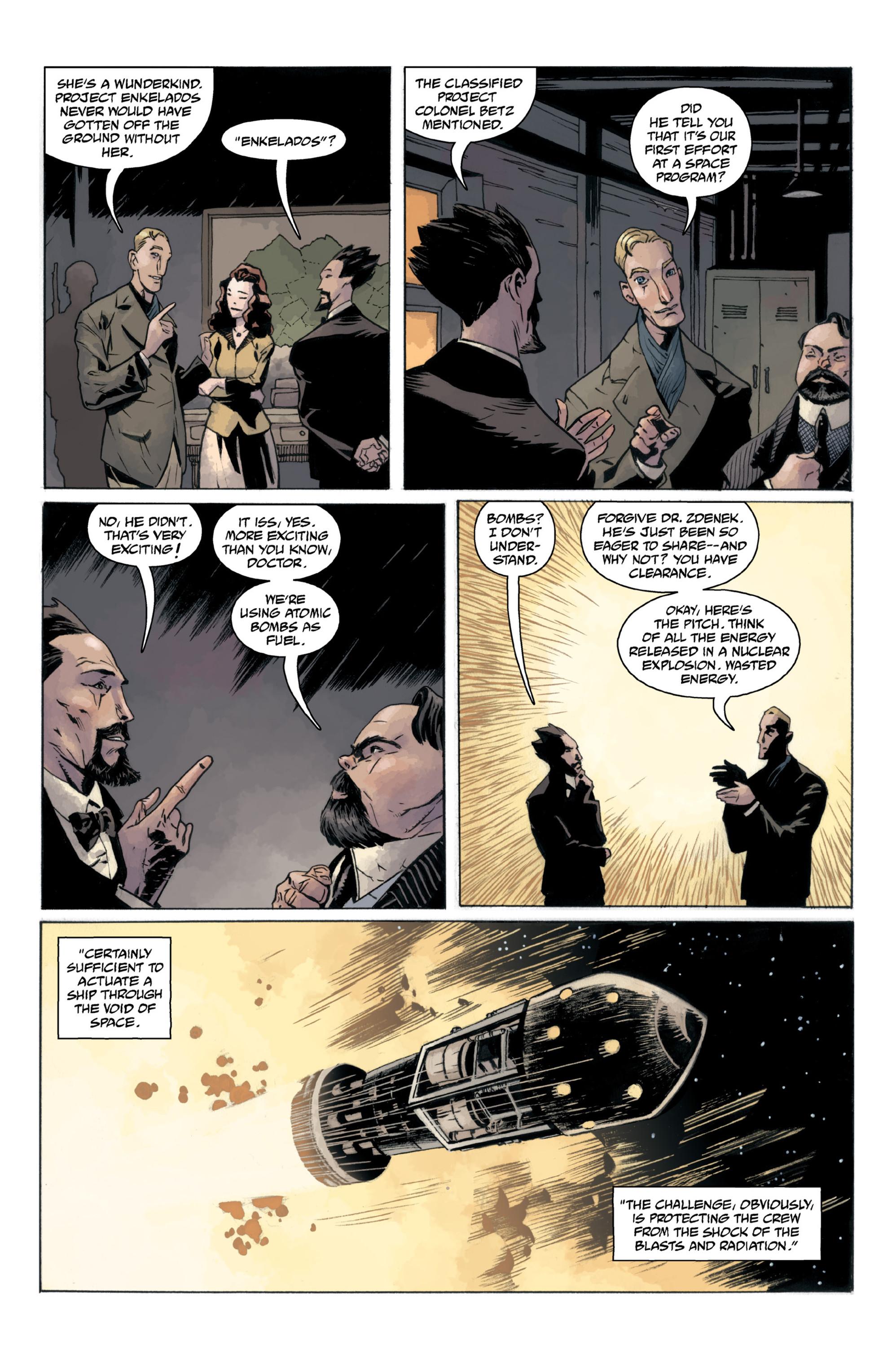 Read online B.P.R.D.: 1948 comic -  Issue # TPB - 27