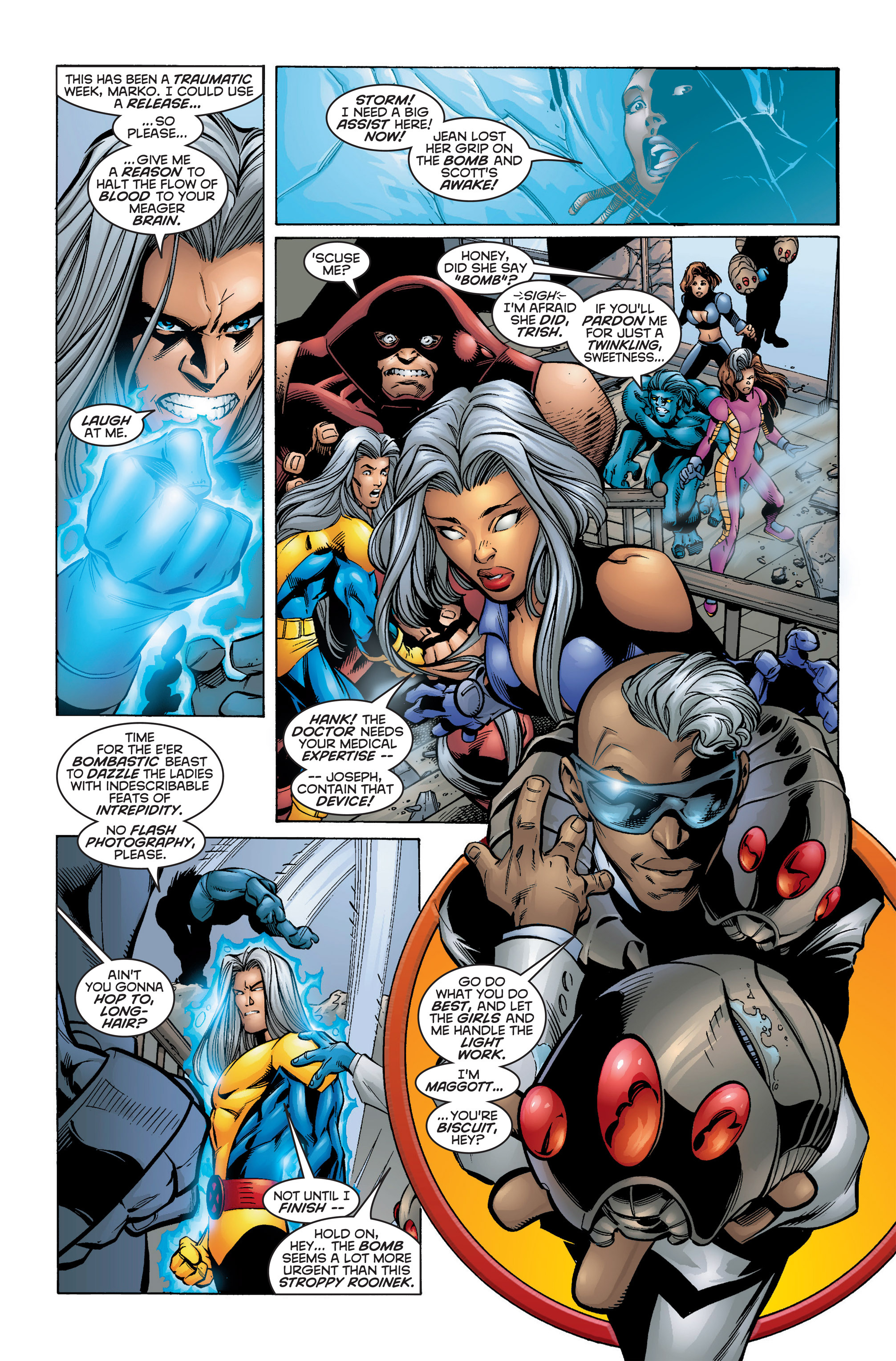 X-Men (1991) 70 Page 27