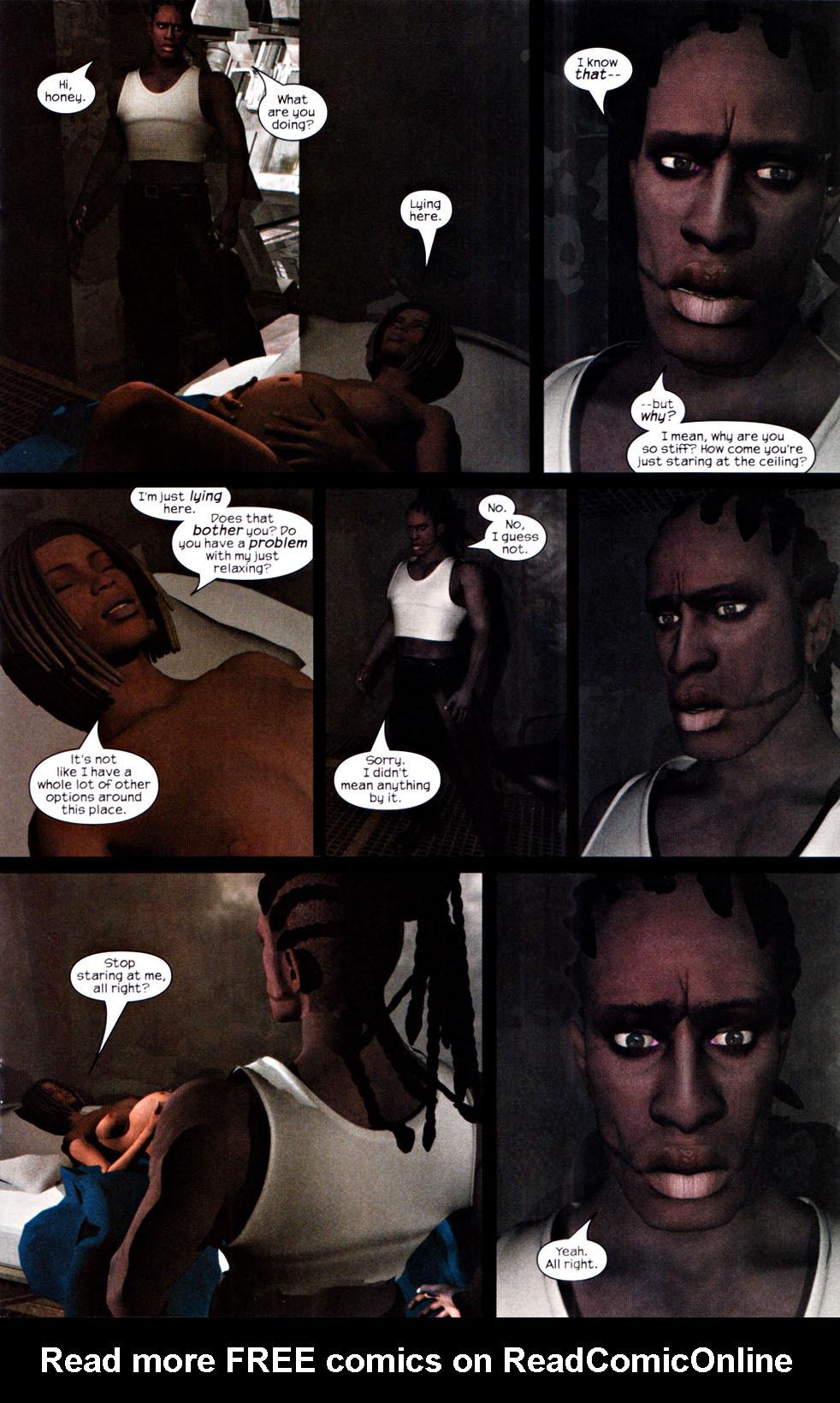 Read online U.S. War Machine 2.0 comic -  Issue #2 - 9