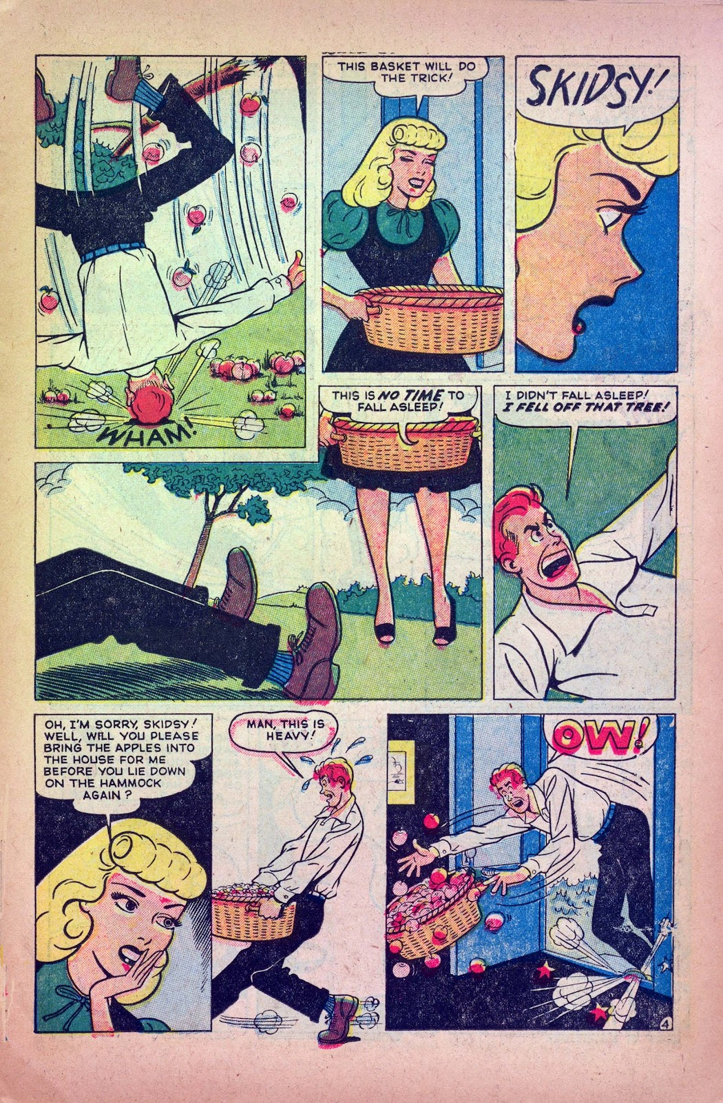 Read online Joker Comics comic -  Issue #36 - 11