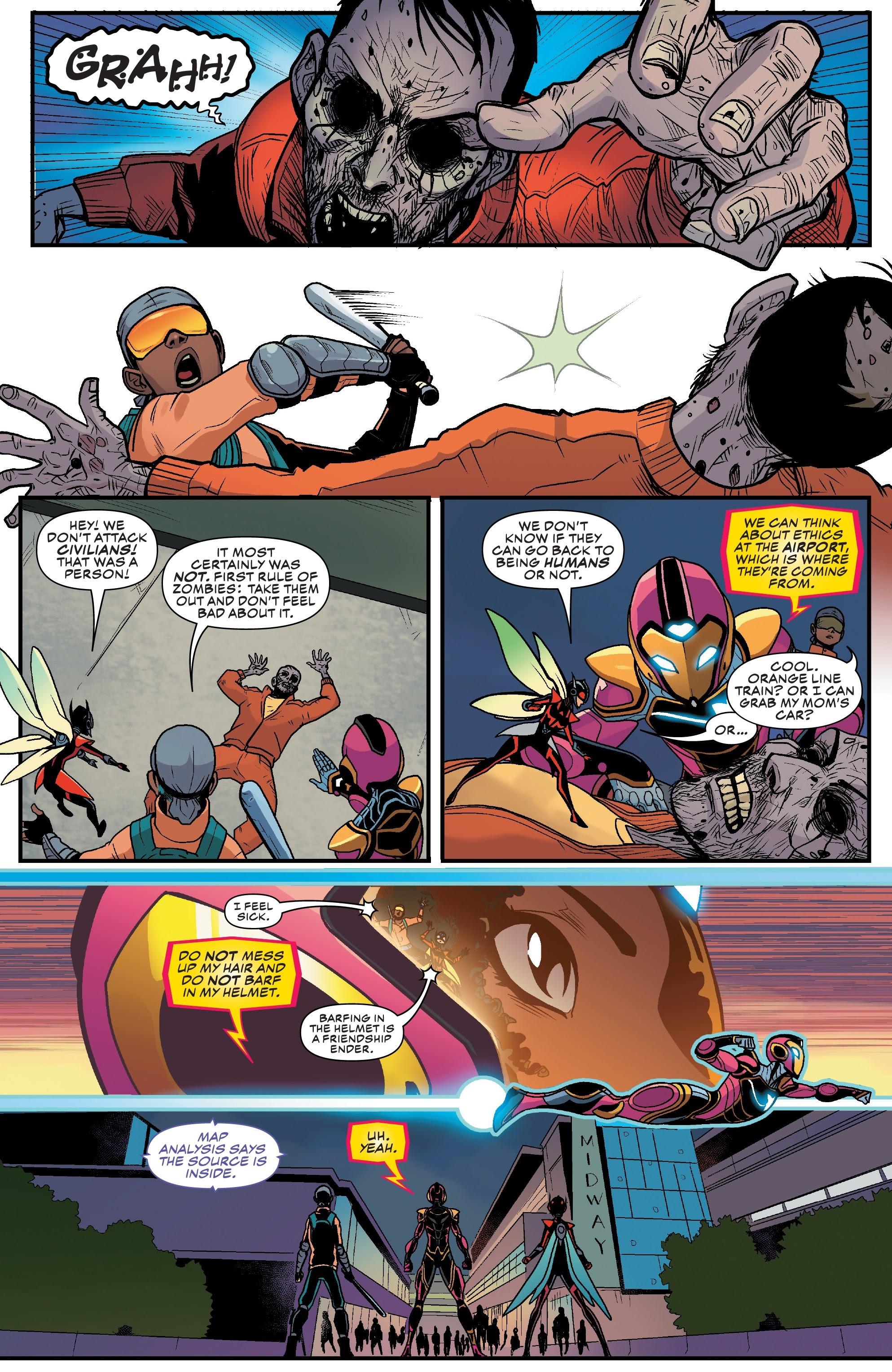 Ironheart 7 Page 12