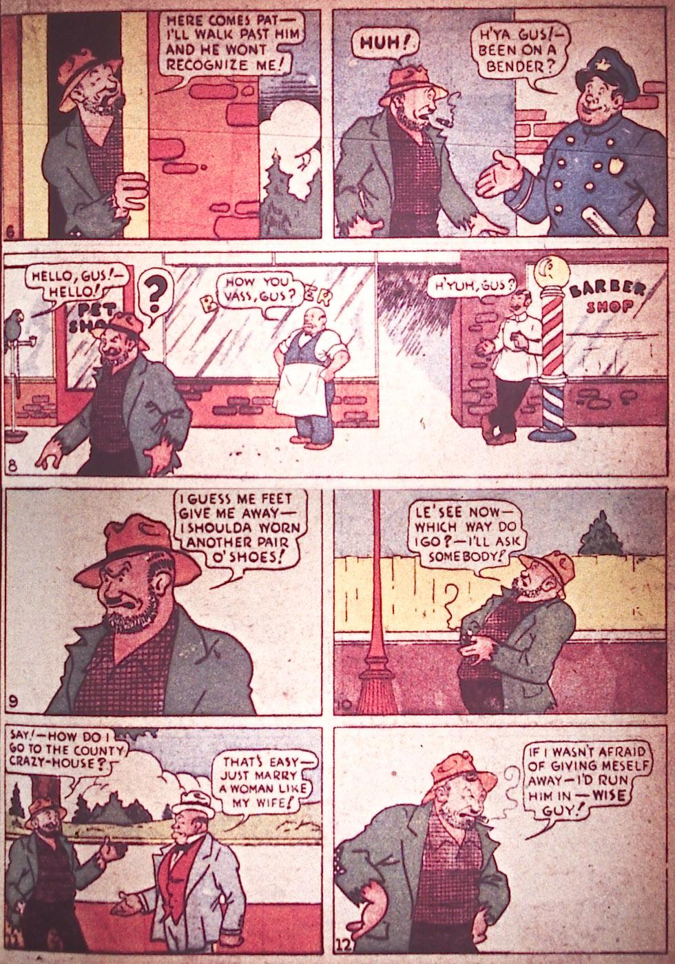 Detective Comics (1937) 6 Page 40