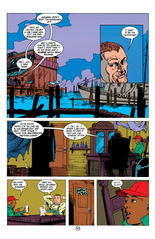 Read online Aquaman (1991) comic -  Issue #13 - 21