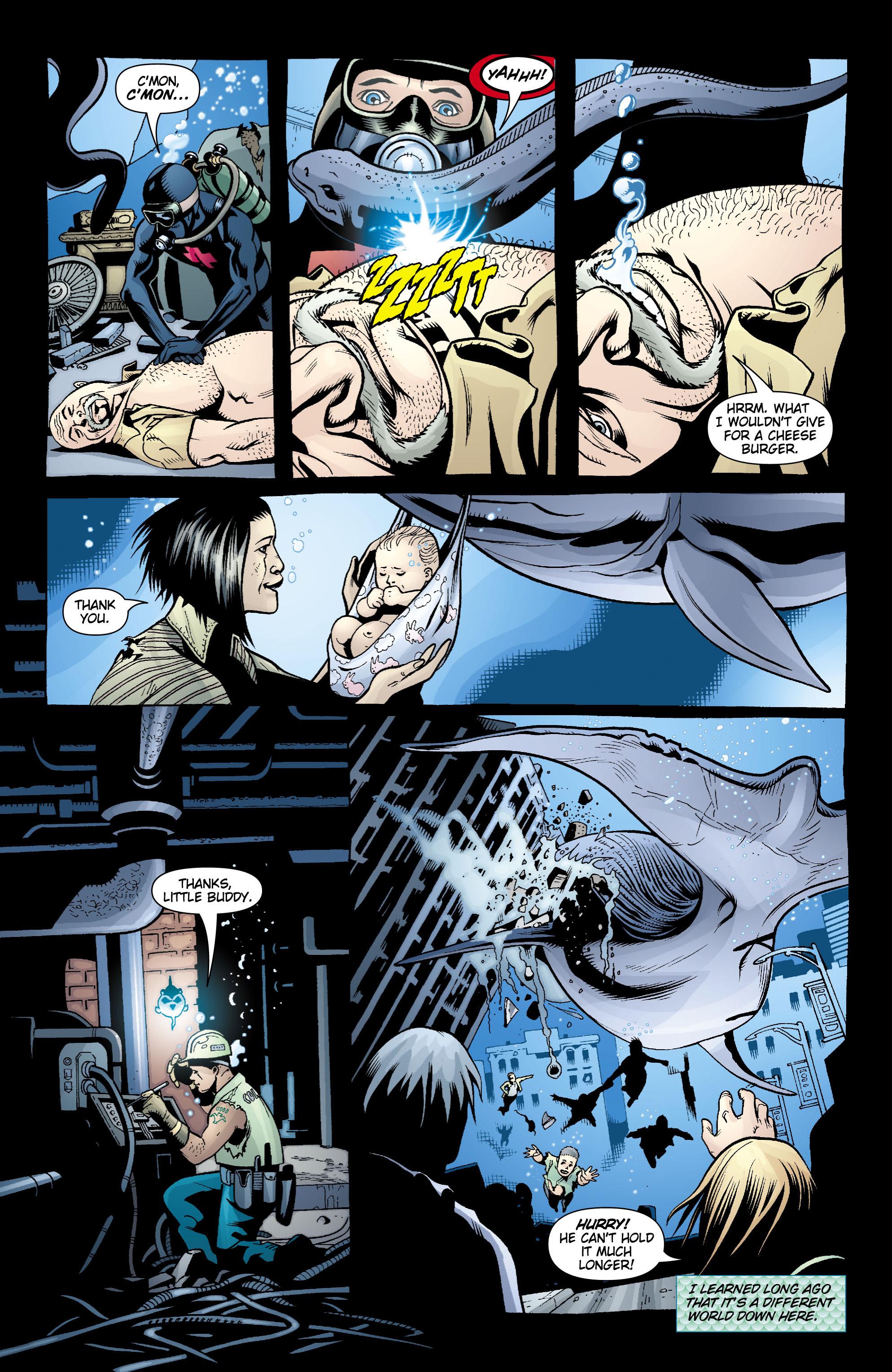 Read online Aquaman (2003) comic -  Issue #20 - 20