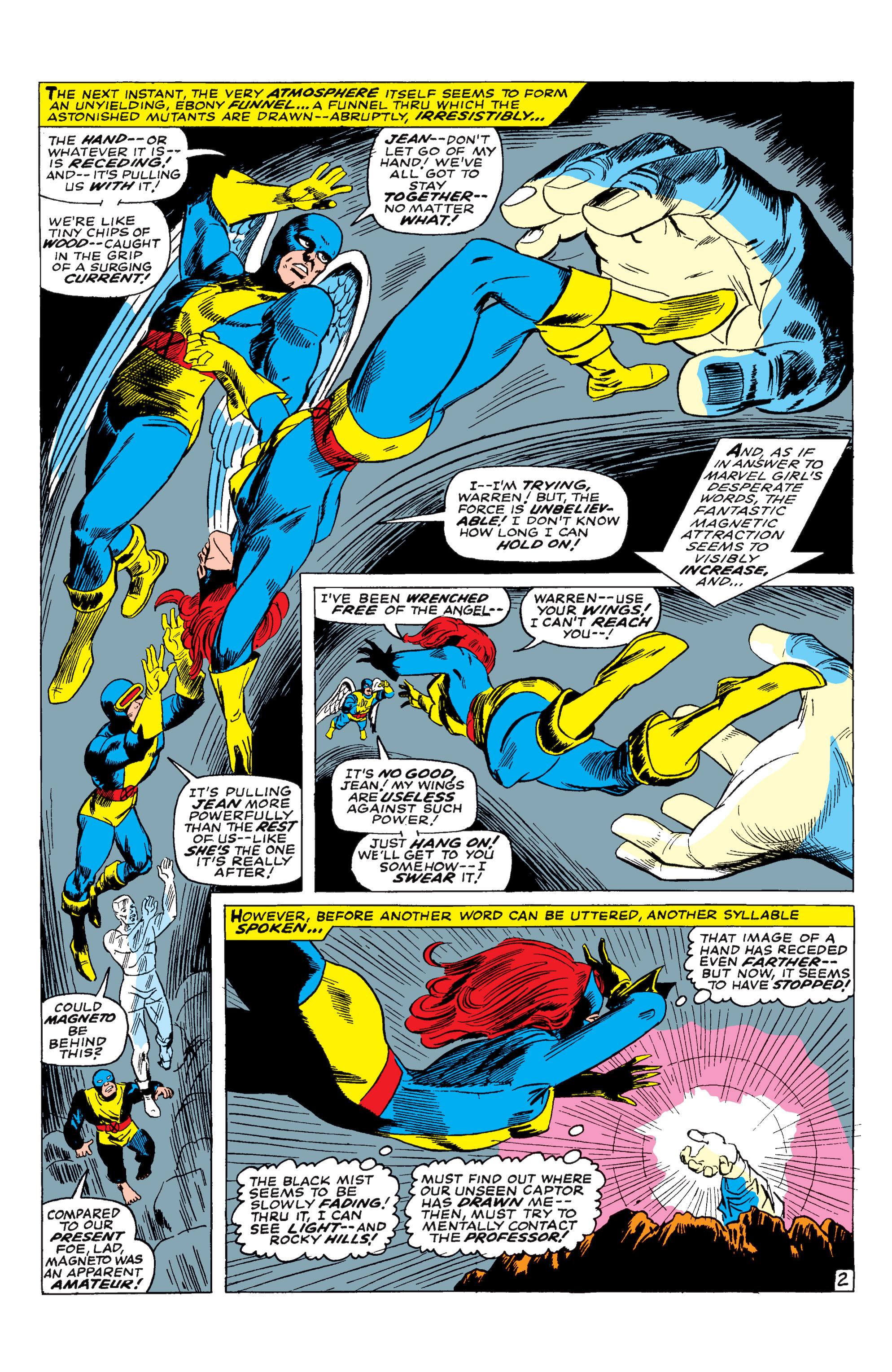 Uncanny X-Men (1963) 30 Page 2