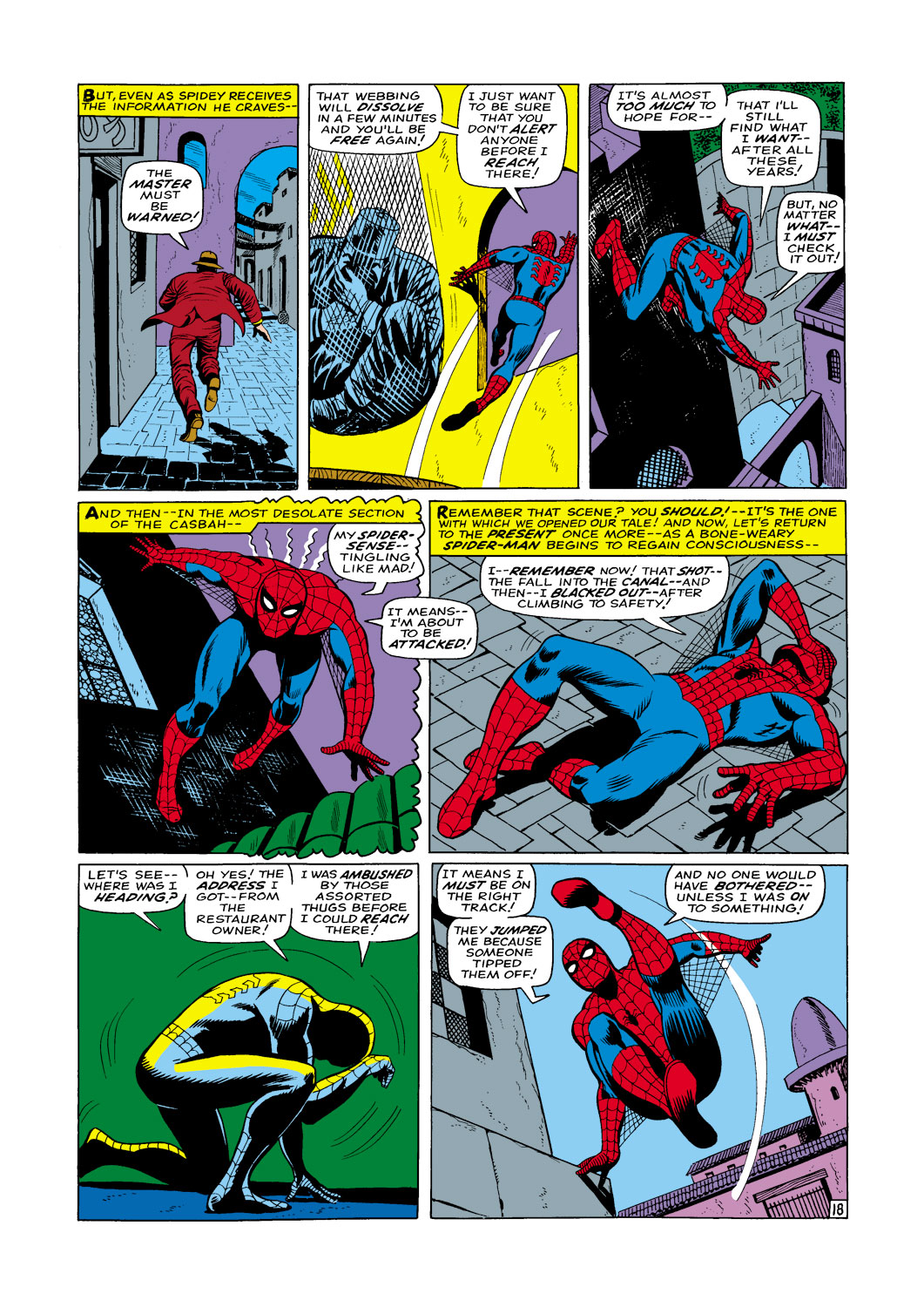 The Amazing Spider-Man (1963) _Annual_5 Page 18