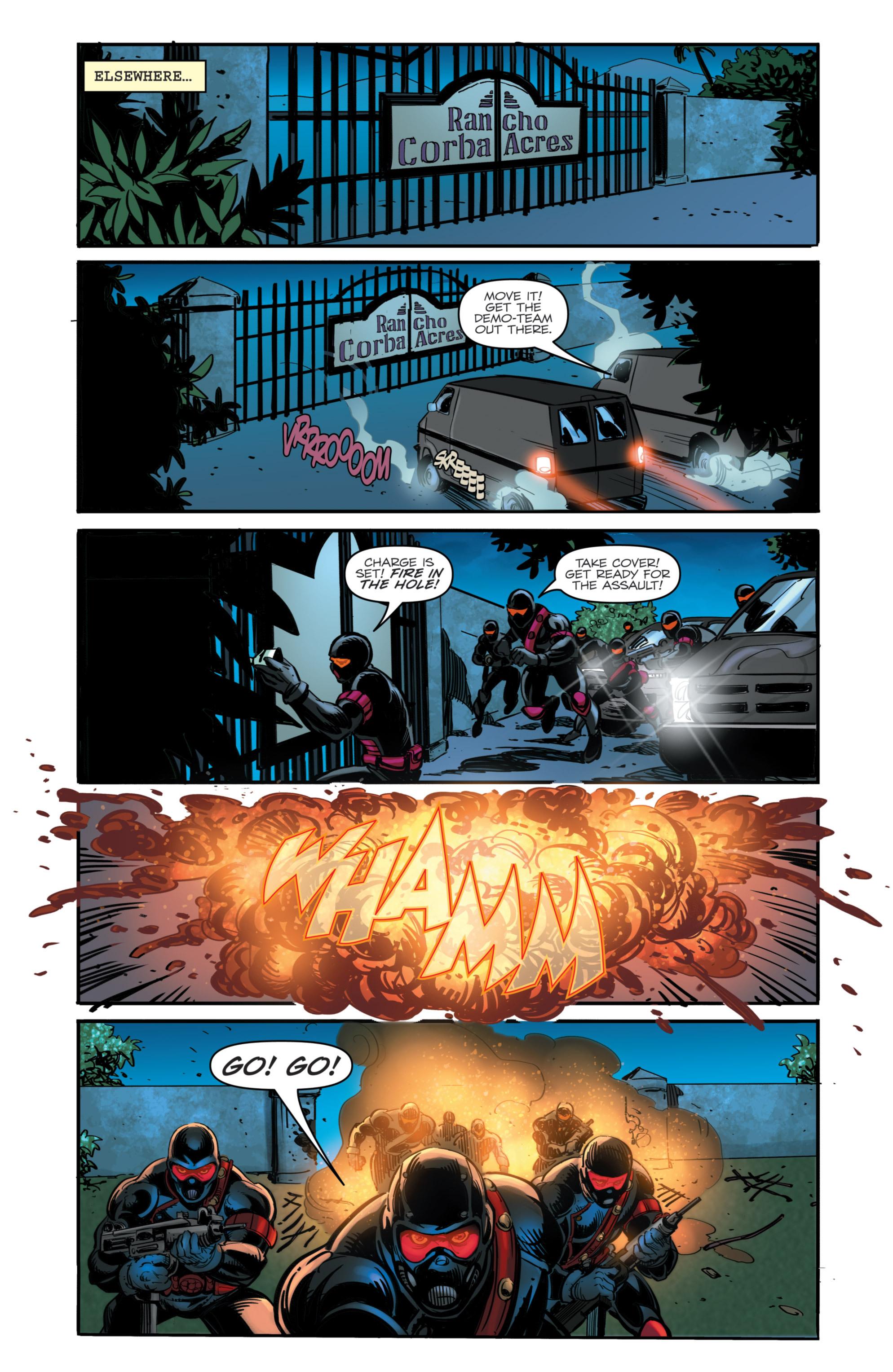 G.I. Joe: A Real American Hero 192 Page 19