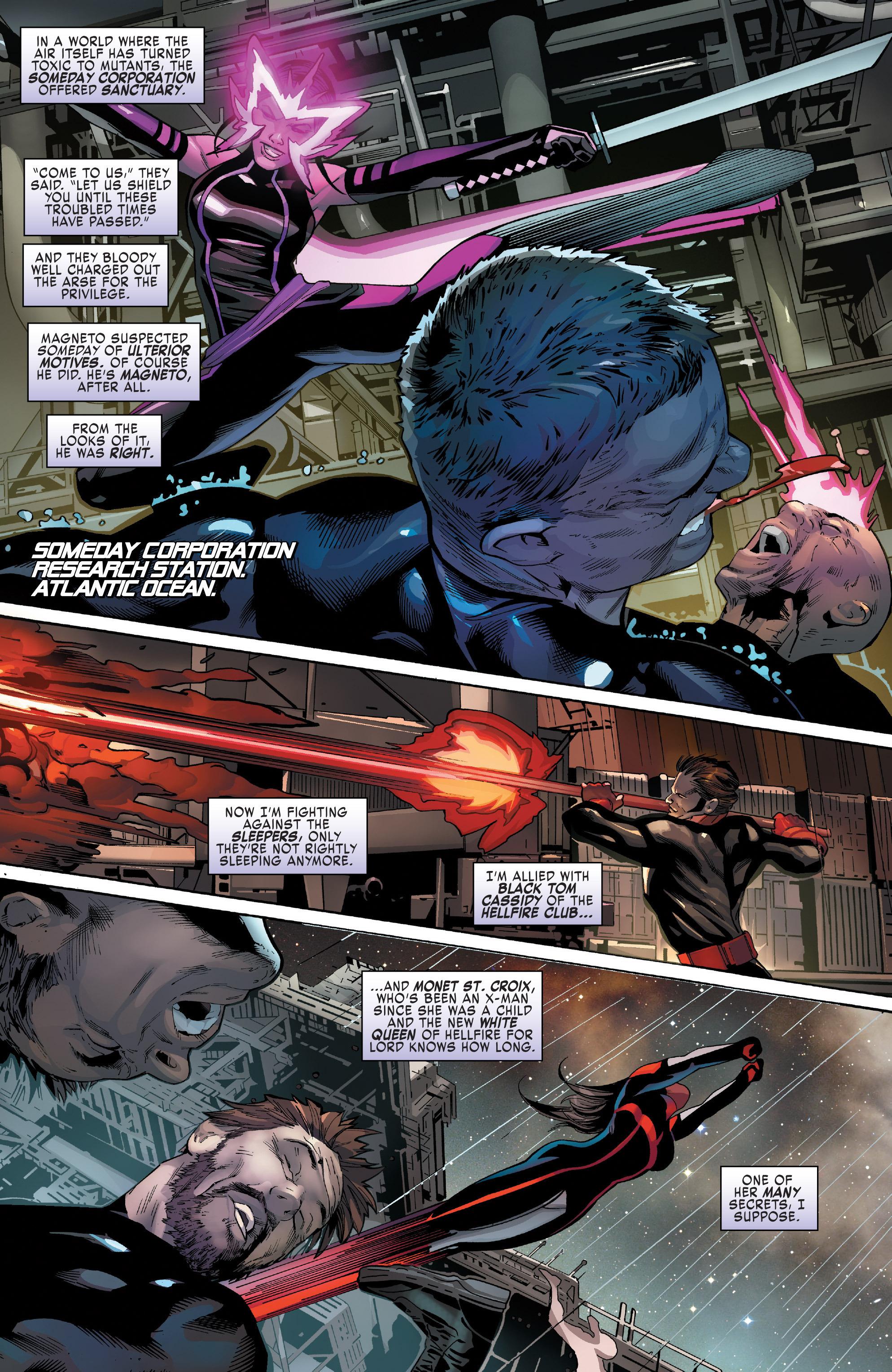 Read online Uncanny X-Men (2016) comic -  Issue #13 - 3