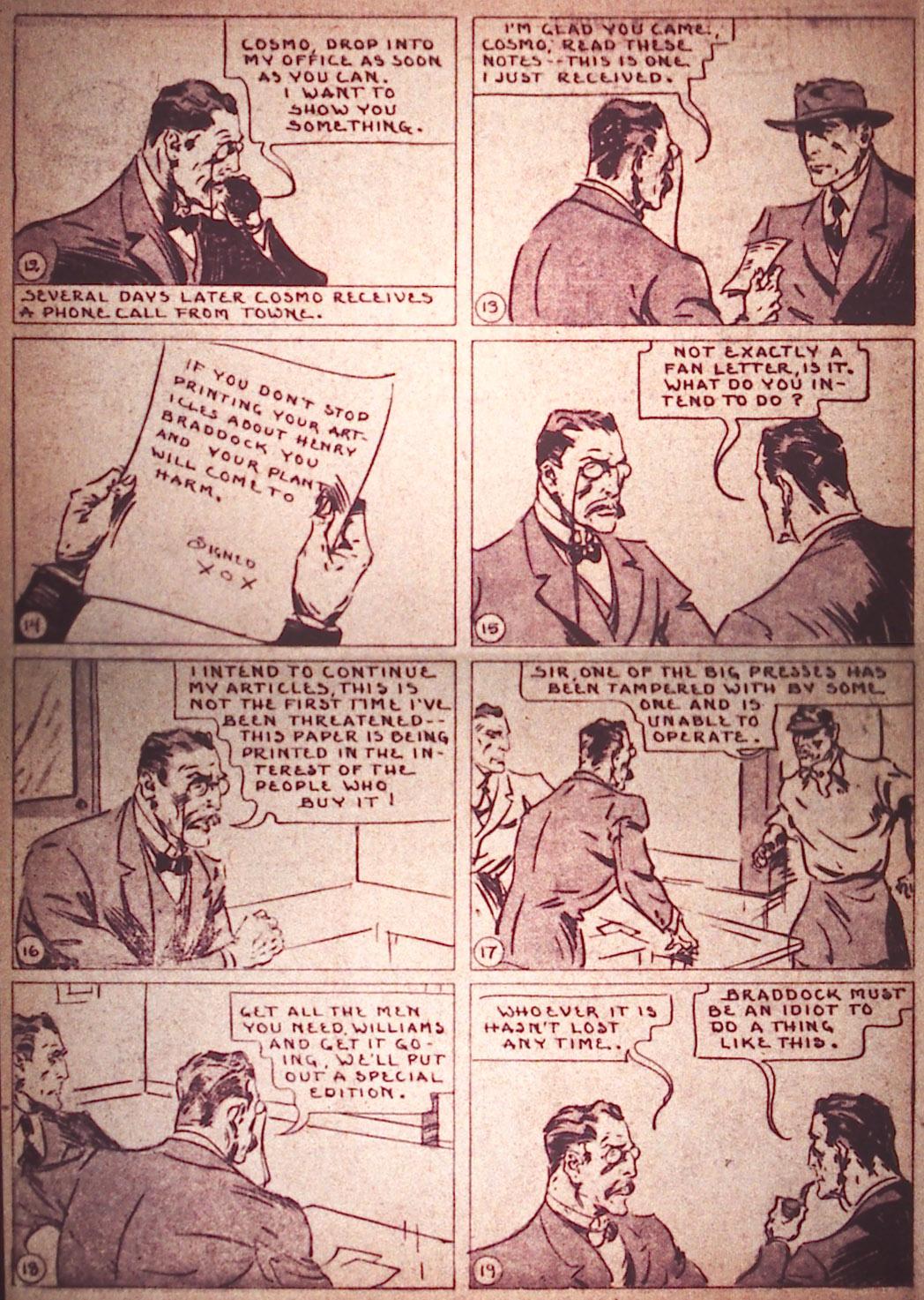 Read online Detective Comics (1937) comic -  Issue #12 - 50
