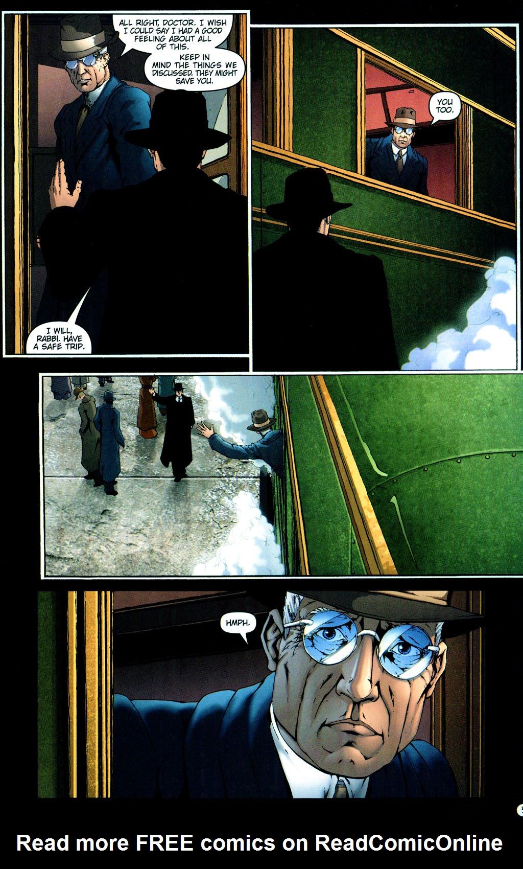 Read online Rex Mundi comic -  Issue #12 - 7