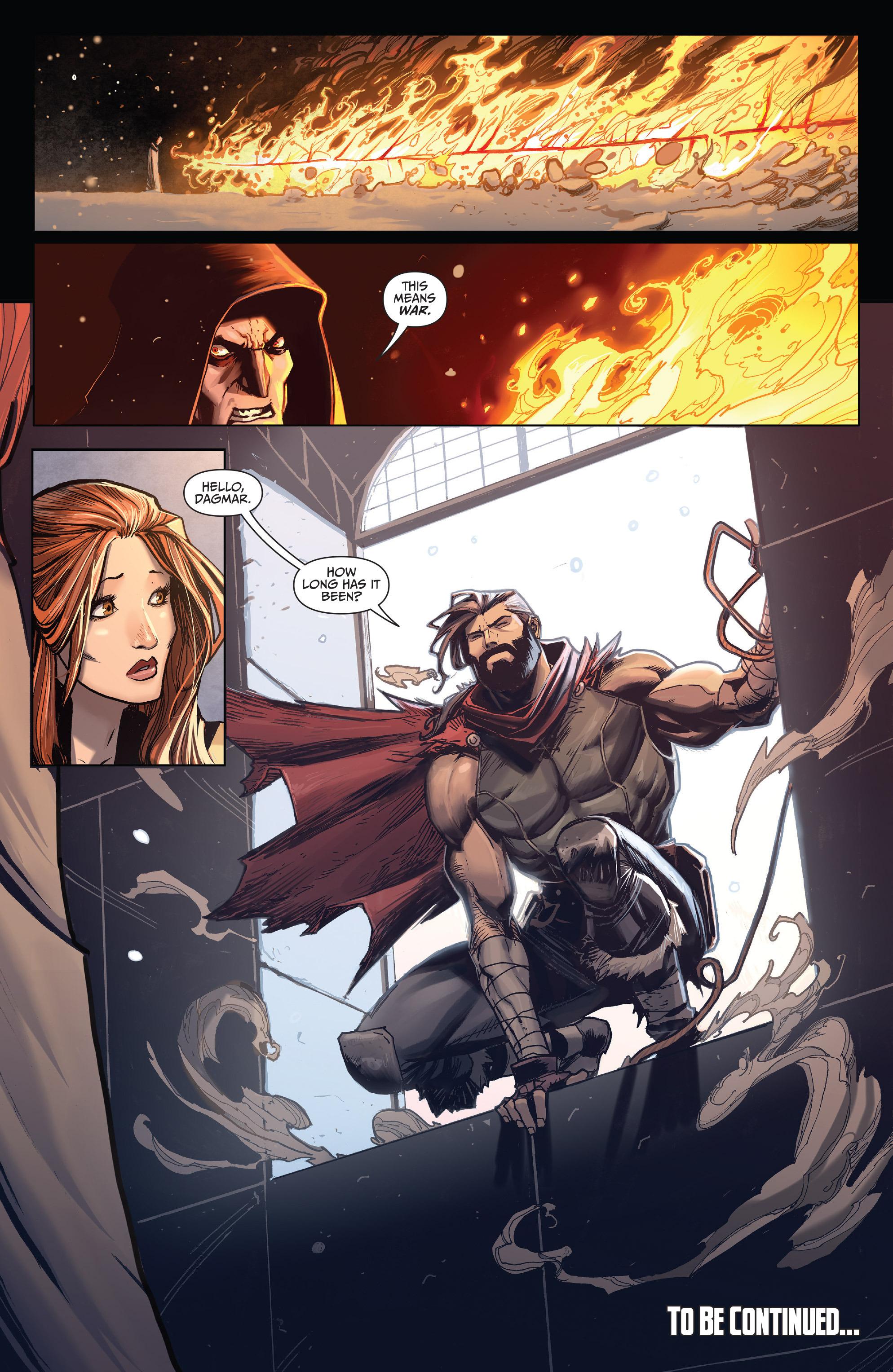 Read online Klaus comic -  Issue #3 - 24