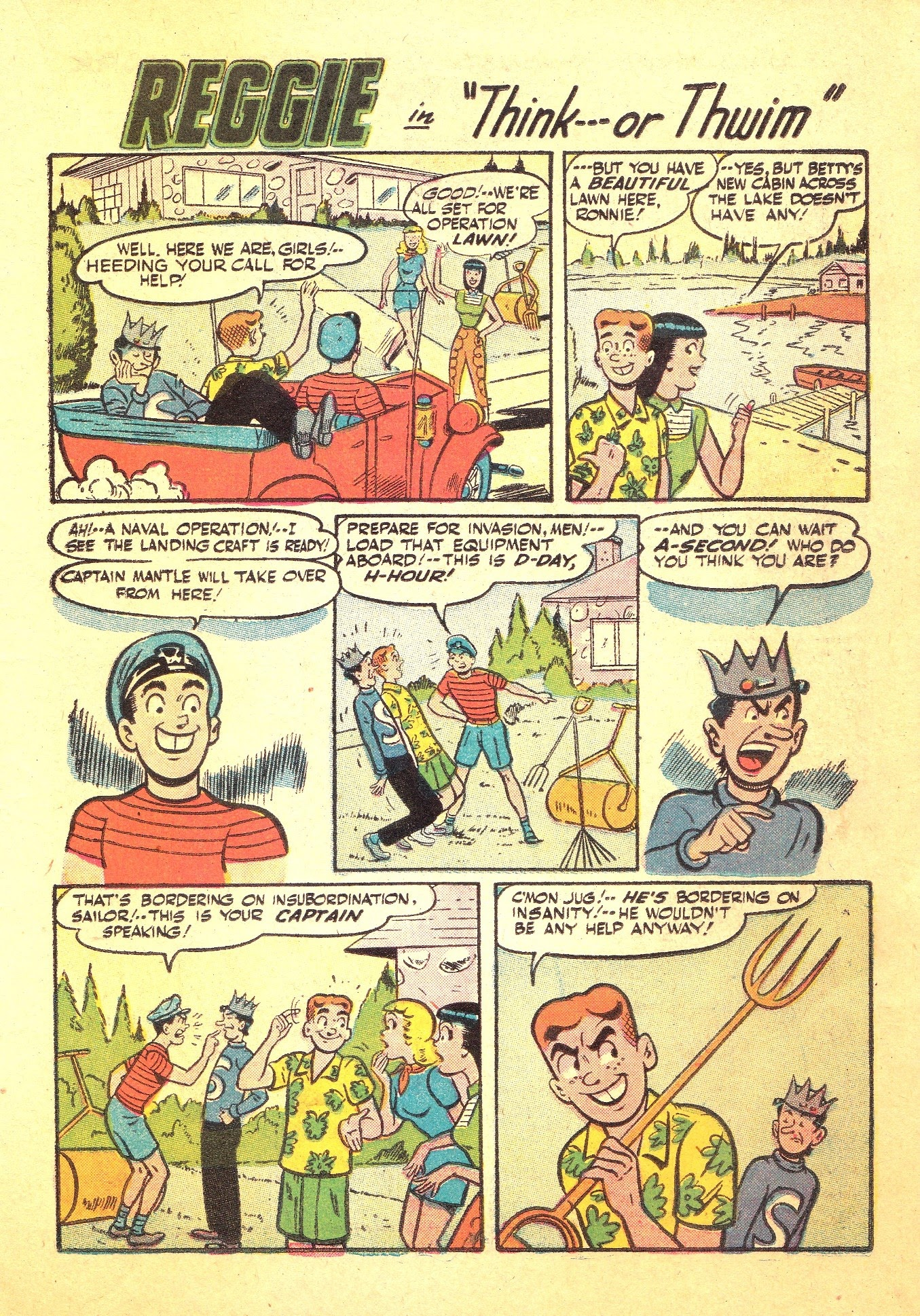 Archie Comics issue 077 - Page 15