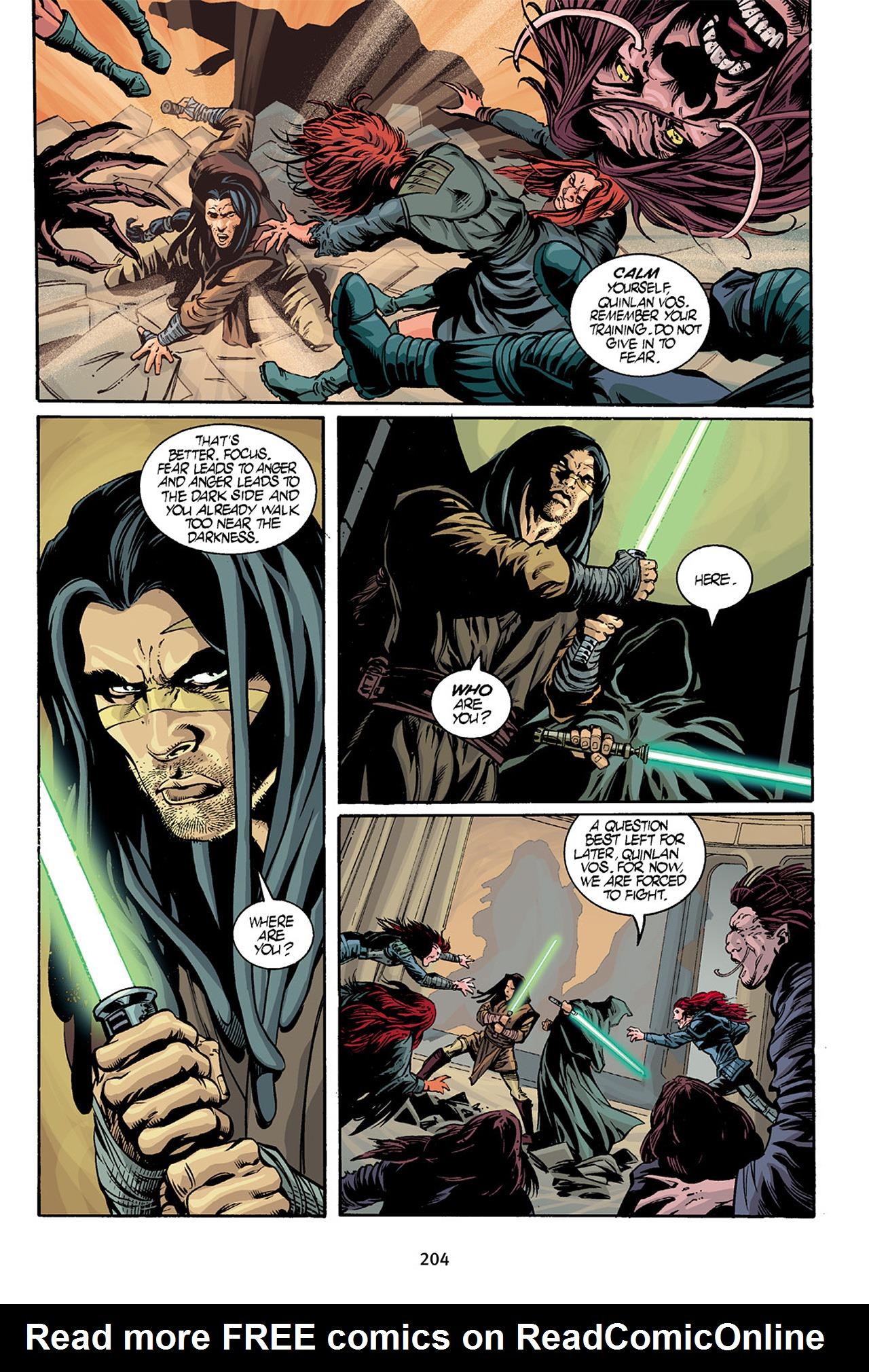 Read online Star Wars Omnibus comic -  Issue # Vol. 15 - 201