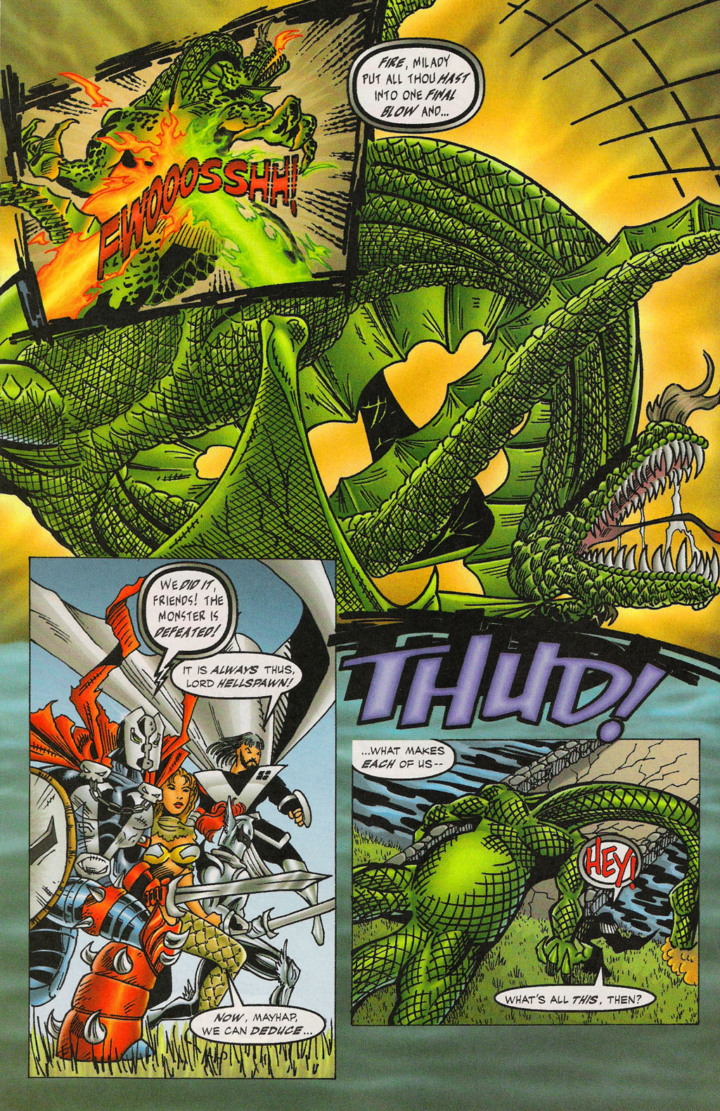 Read online Altered Image comic -  Issue #3 - 12