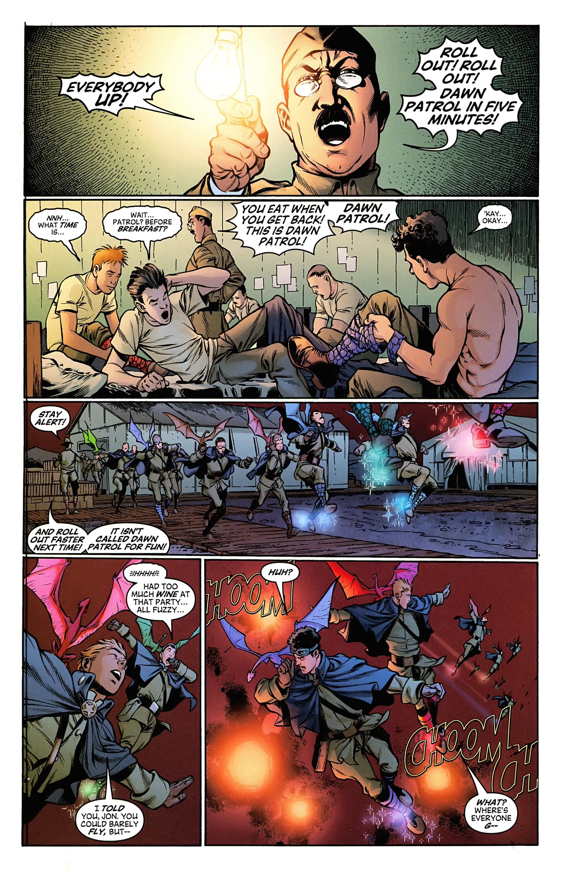 Read online Arrowsmith comic -  Issue #3 - 21