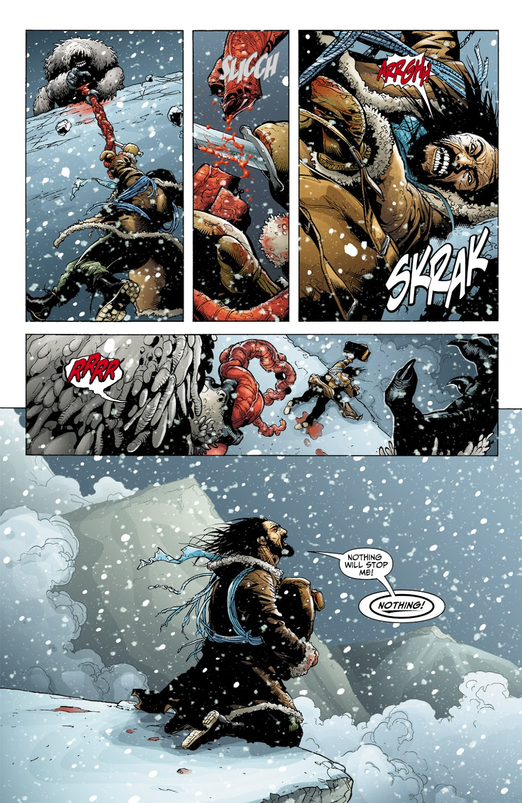 Black Adam: The Dark Age issue 2 - Page 12