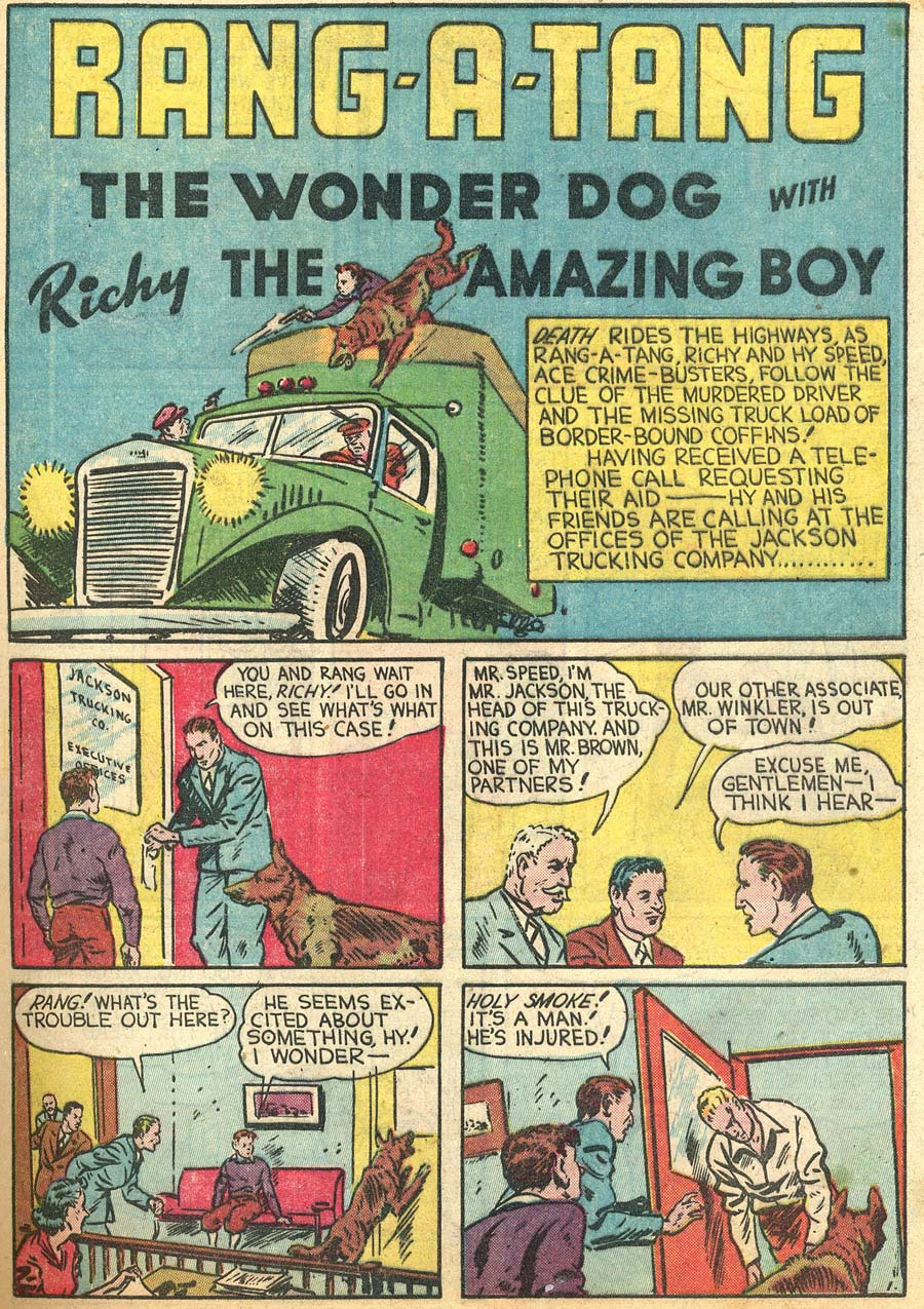 Blue Ribbon Comics (1939) issue 9 - Page 13
