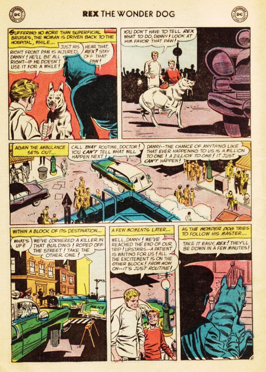 The Adventures of Rex the Wonder Dog issue 35 - Page 9