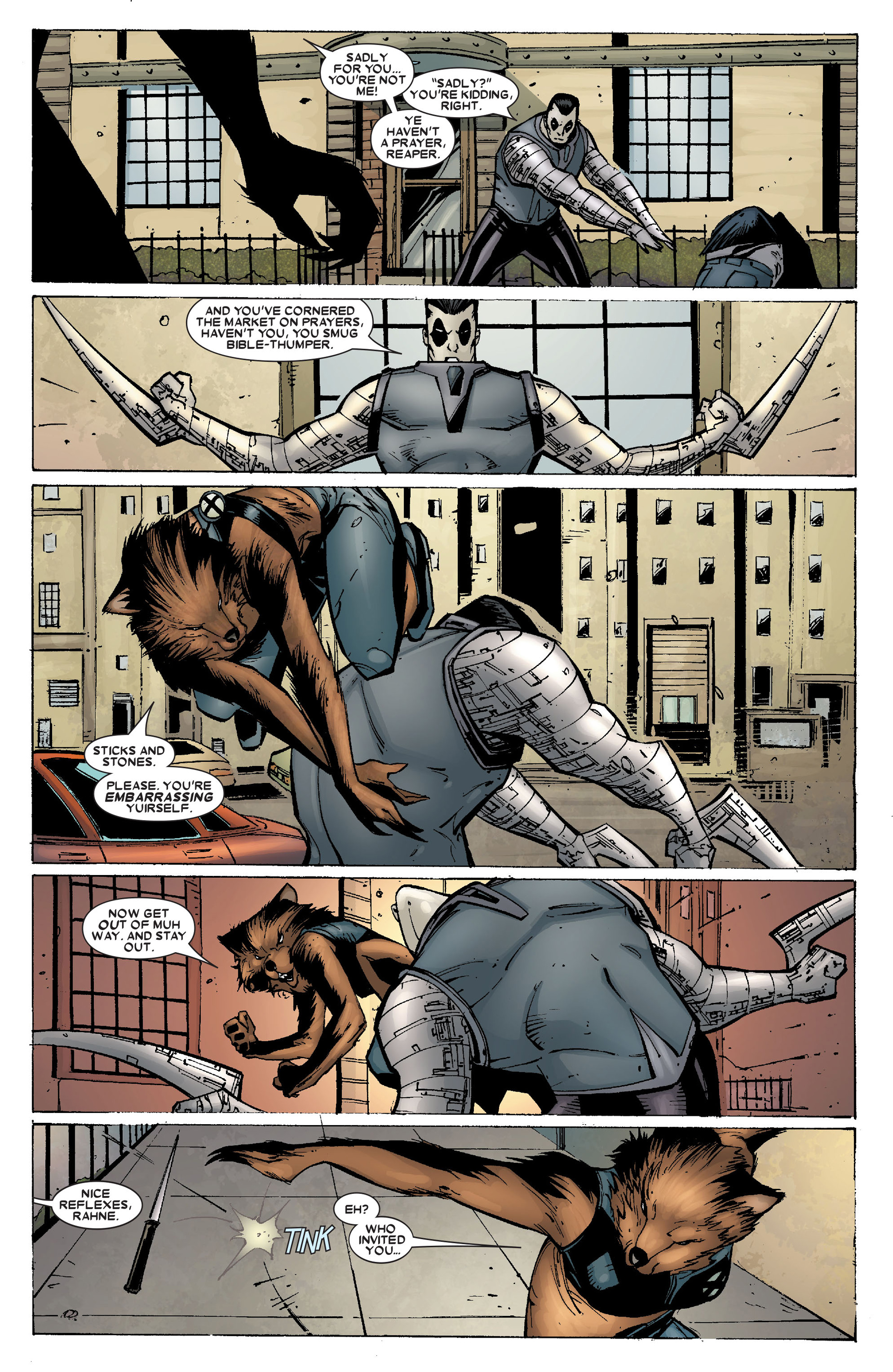 Read online X-Factor (2006) comic -  Issue #19 - 18