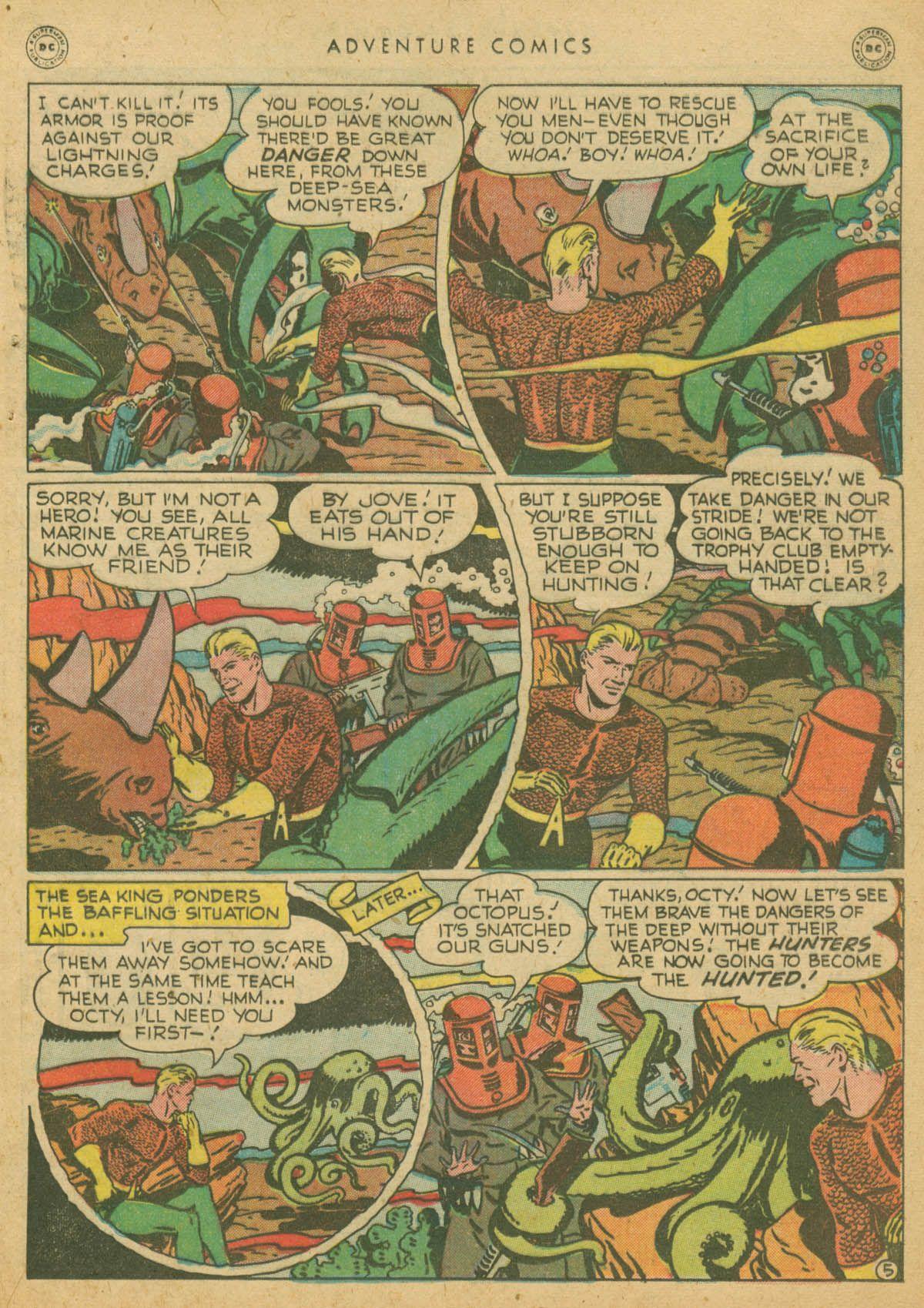 Read online Adventure Comics (1938) comic -  Issue #142 - 28