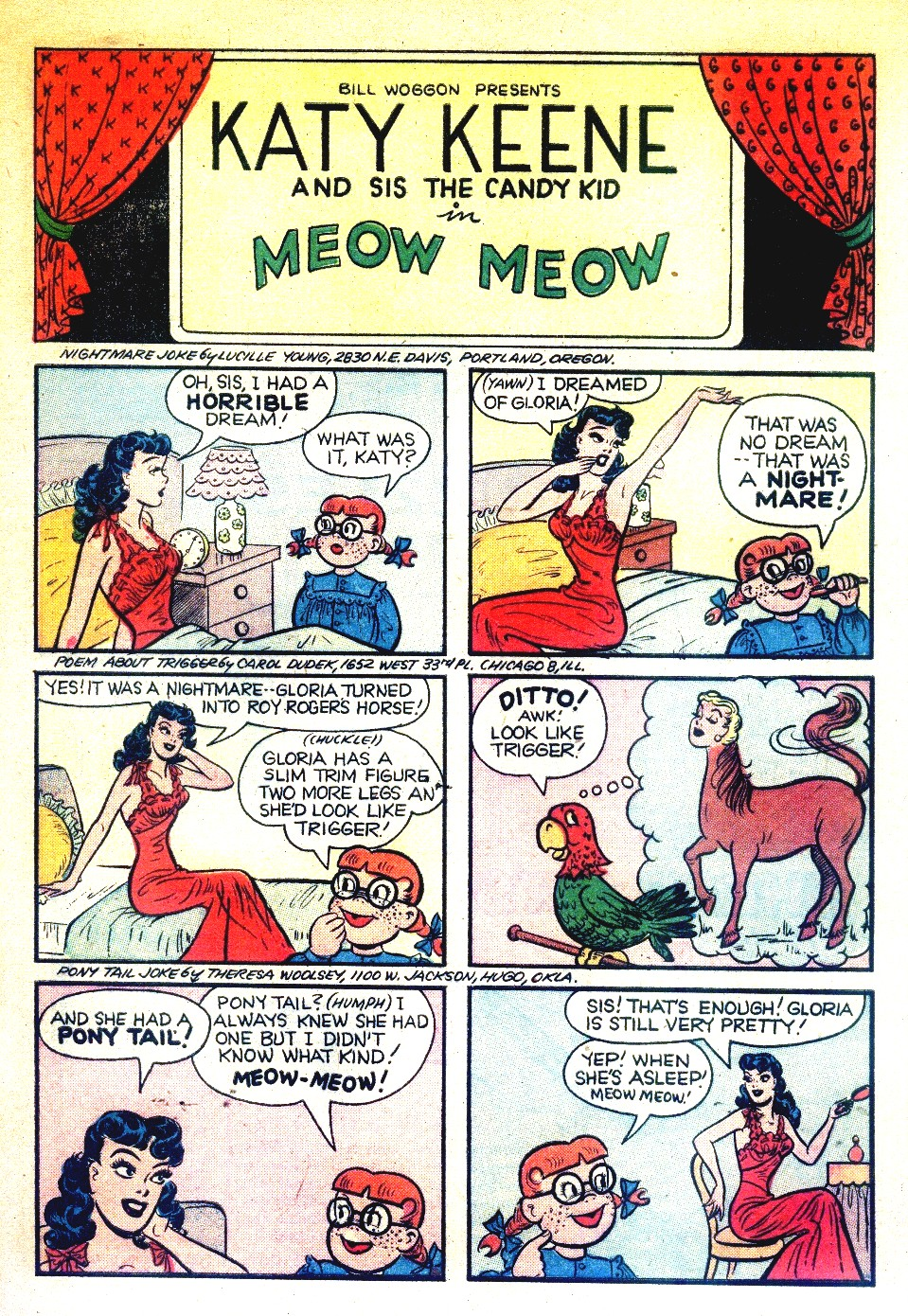 Read online Archie's Girls Betty and Veronica comic -  Issue #27 - 29